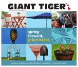 Giant Tiger Flyer - April 01, 2020 - April 28, 2020.
