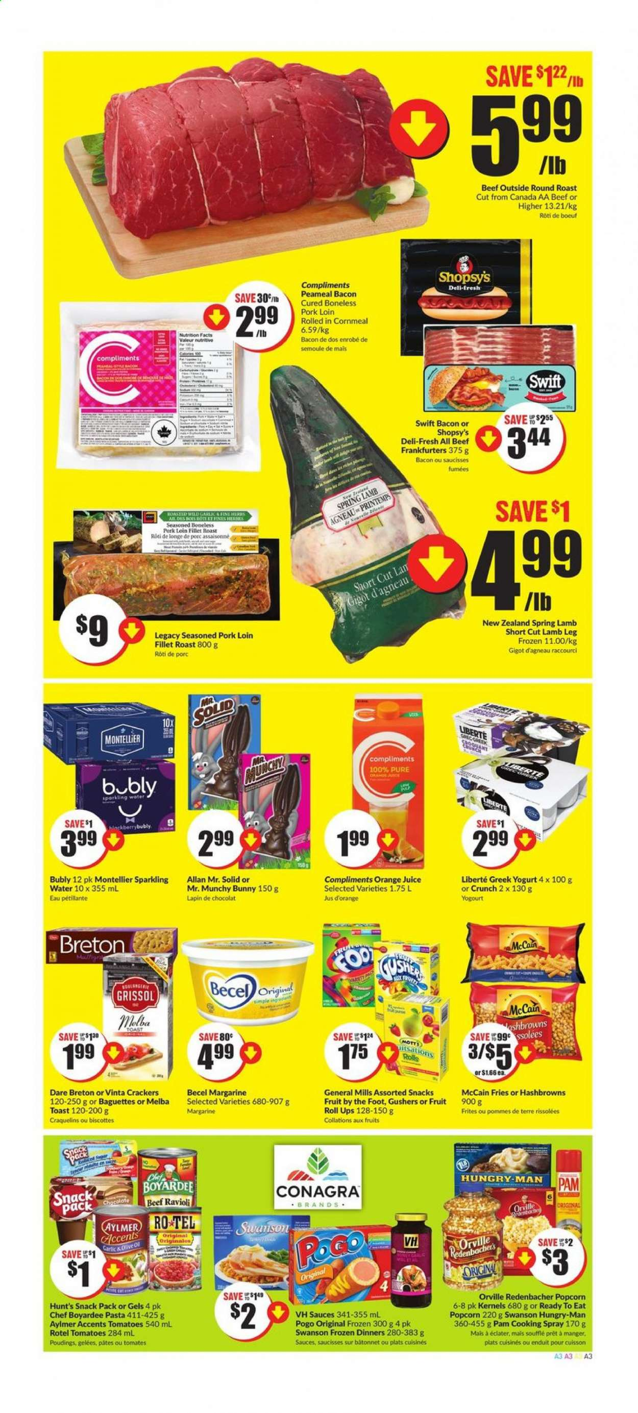 FreshCo. Flyer  - April 02, 2020 - April 08, 2020. Page 3.
