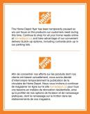 The Home Depot Flyer - March 31, 2020 - April 15, 2020.
