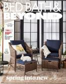 Bed Bath & Beyond Flyer - March 31, 2020 - April 12, 2020.