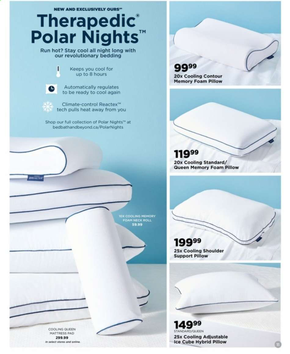 Bed Bath Beyond Flyer March 31 2020 April 12 2020 Canadian