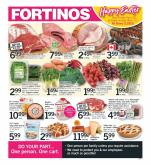 Fortinos Flyer - April 09, 2020 - April 11, 2020.