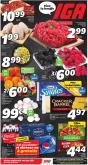 IGA Flyer - April 23, 2020 - April 29, 2020.