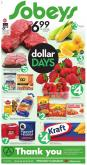 Sobeys Flyer - April 23, 2020 - April 29, 2020.