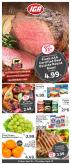 IGA Flyer - April 24, 2020 - April 30, 2020.