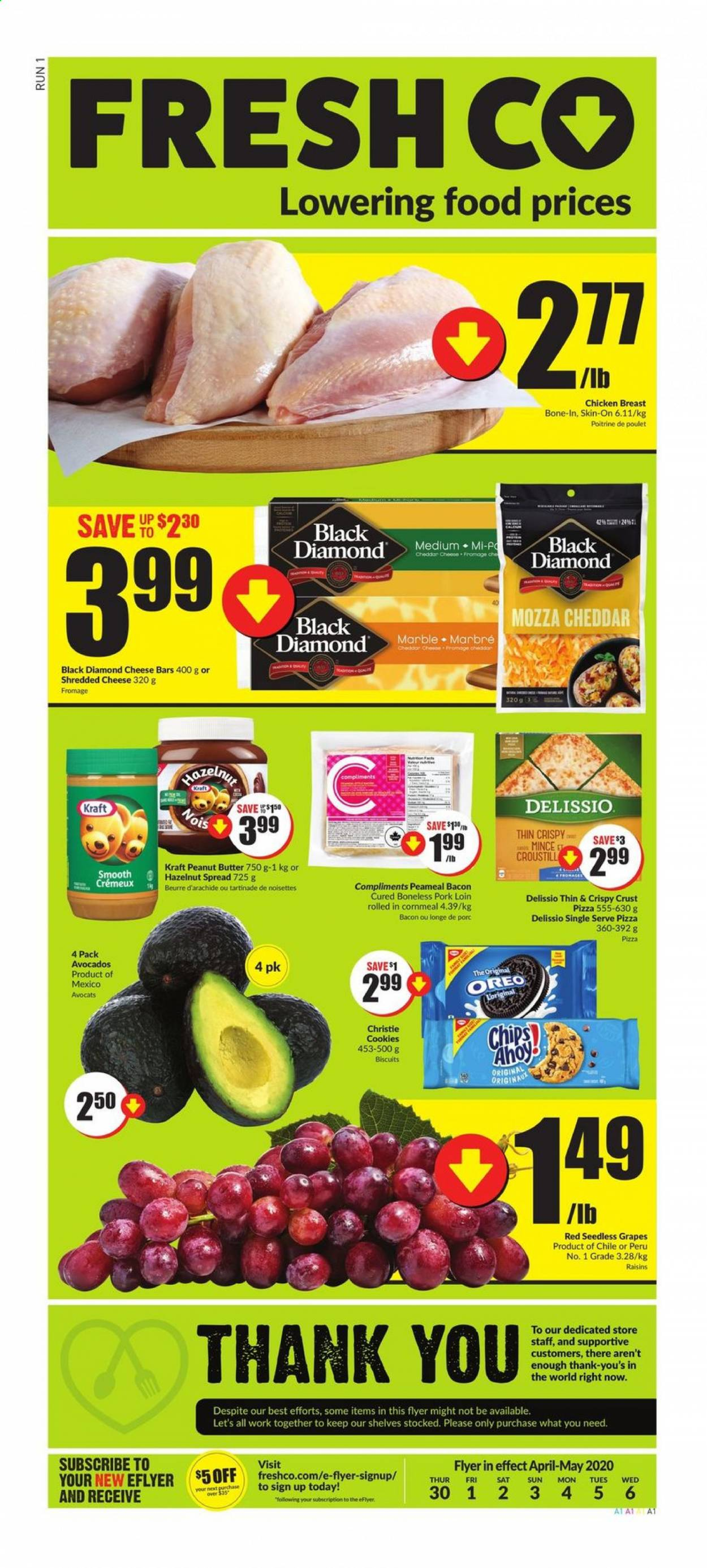 FreshCo. Flyer  - April 30, 2020 - May 06, 2020. Page 1.