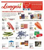 Longo's Flyer - April 30, 2020 - May 13, 2020.