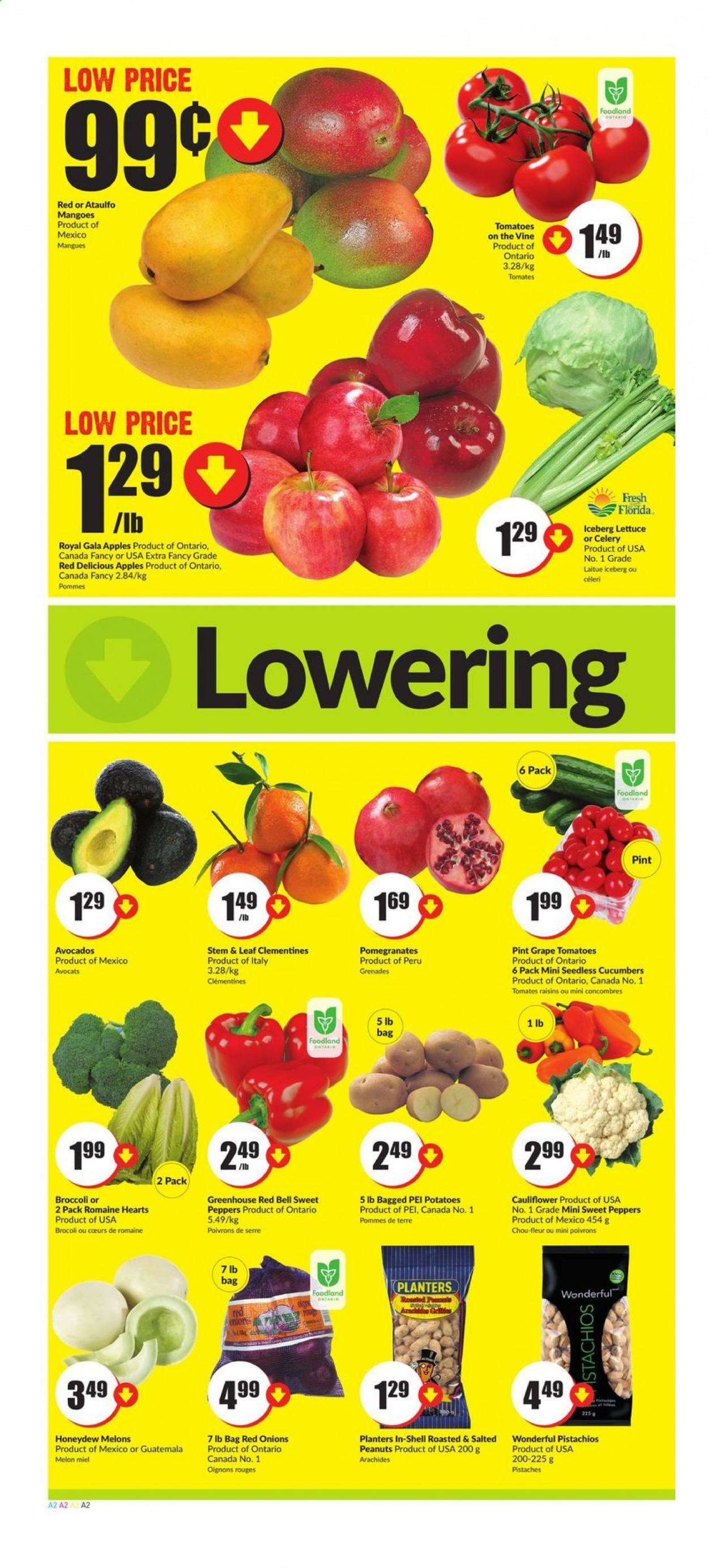 FreshCo. Flyer  - May 07, 2020 - May 13, 2020. Page 2.