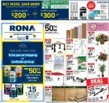 RONA Flyer - May 07, 2020 - May 13, 2020.