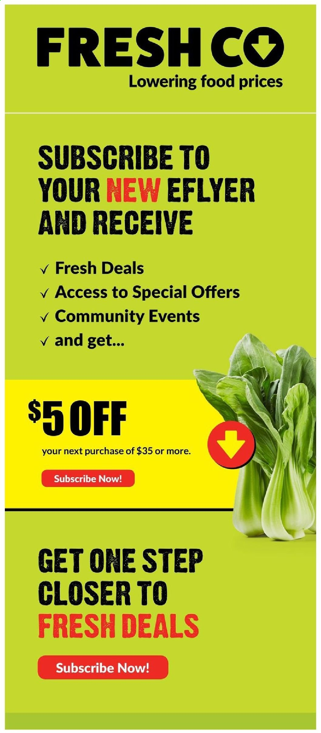 FreshCo. Flyer  - May 14, 2020 - May 20, 2020. Page 8.