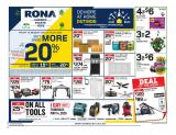 RONA Flyer - May 14, 2020 - May 20, 2020.
