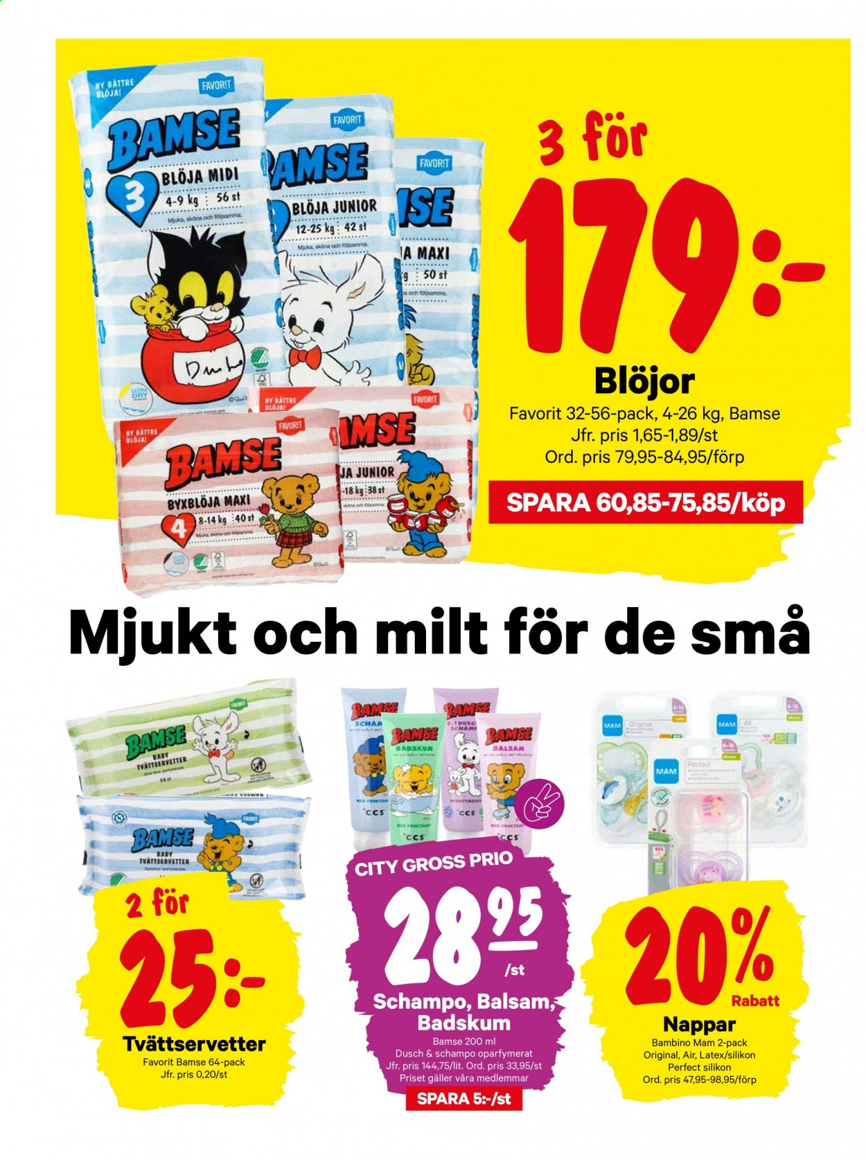 City Gross reklamblad - 4/5 2020 - 10/5 2020. Sida 12.