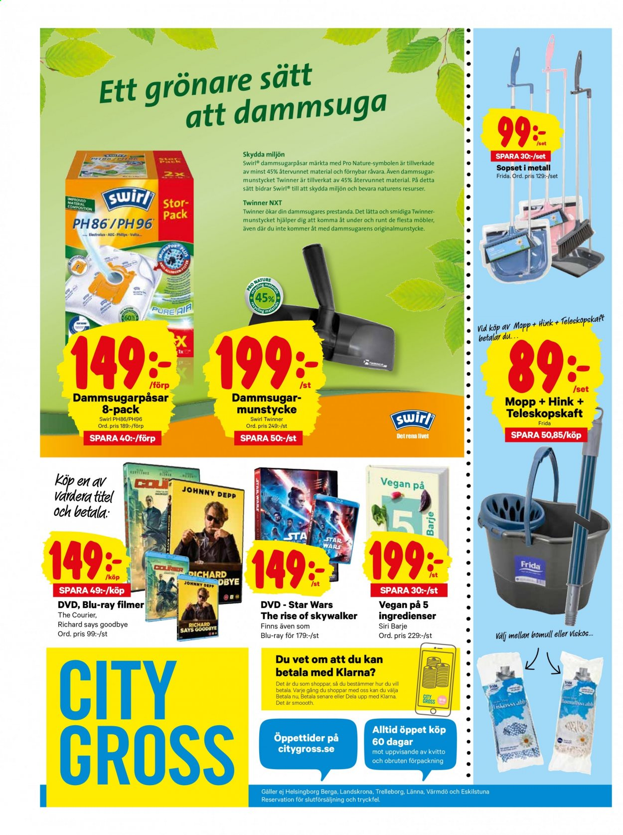 City Gross reklamblad - 4/5 2020 - 10/5 2020. Sida 20.