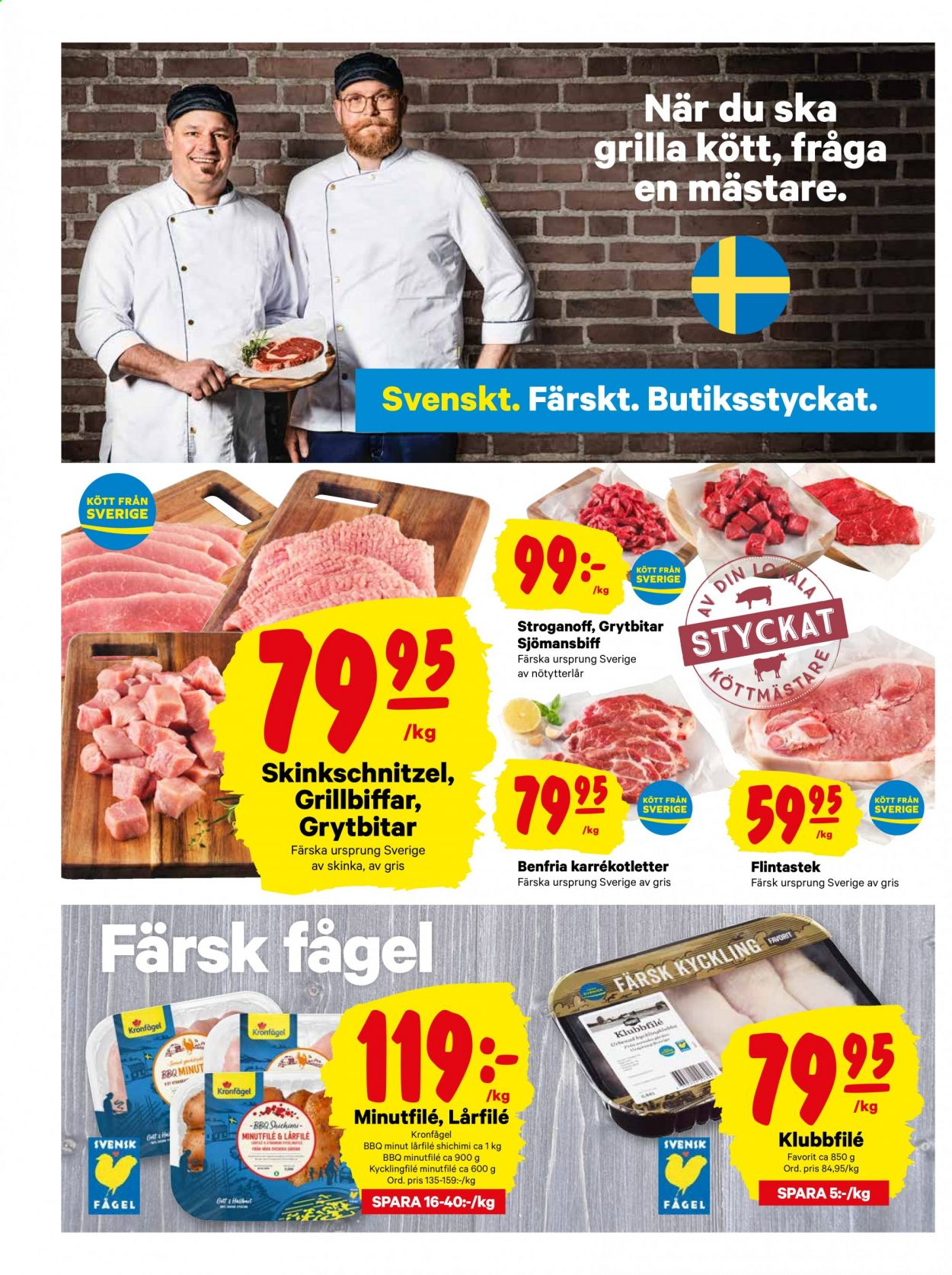 City Gross reklamblad - 6/7 2020 - 12/7 2020. Sida 2.