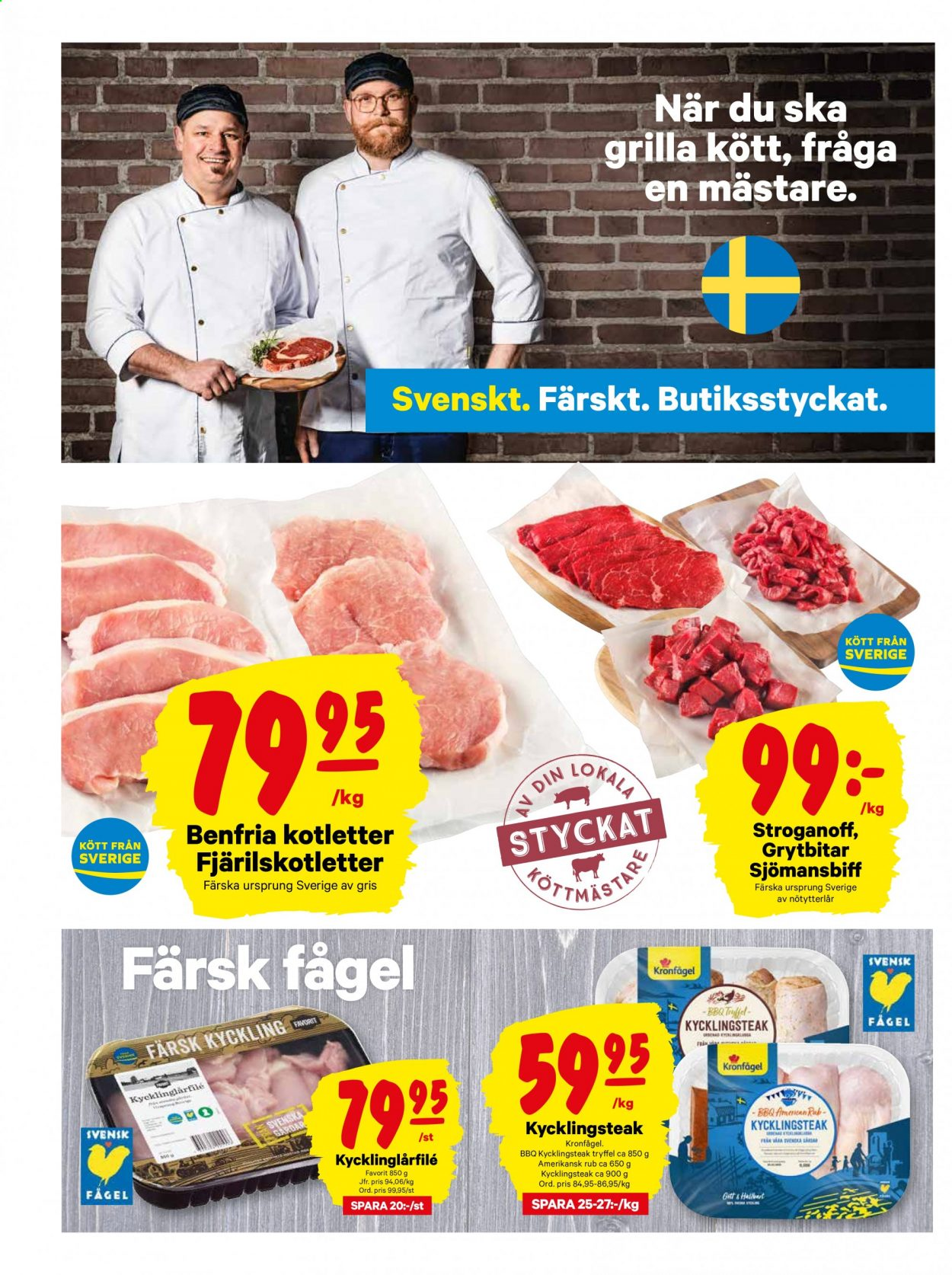 City Gross reklamblad - 3/8 2020 - 9/8 2020. Sida 2.