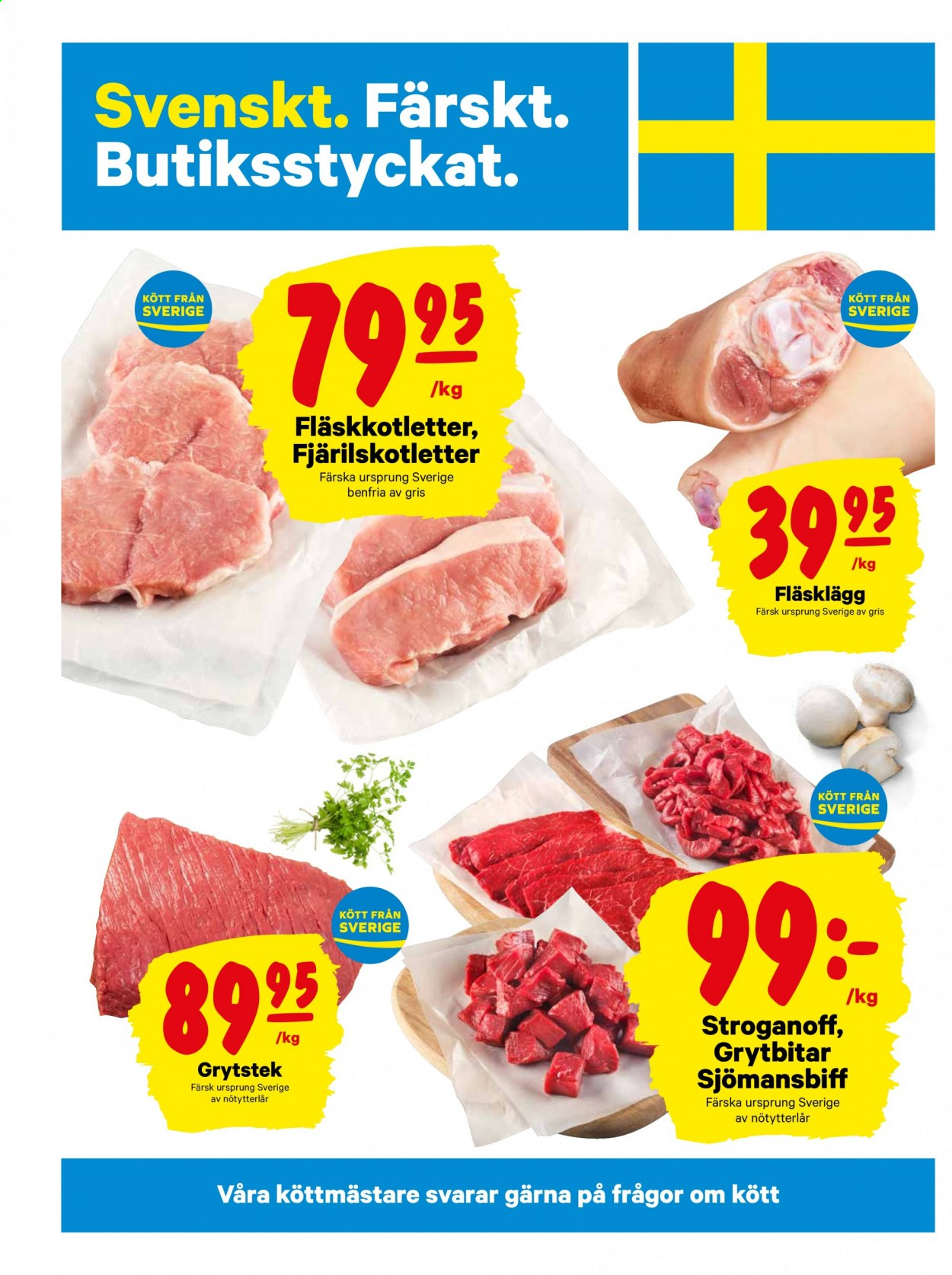 City Gross reklamblad - 7/9 2020 - 13/9 2020. Sida 2.