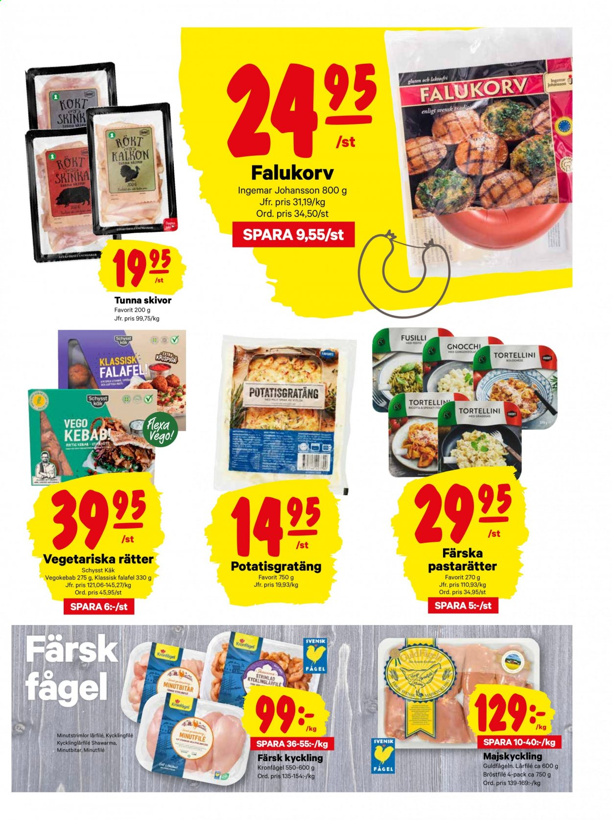 City Gross reklamblad - 7/9 2020 - 13/9 2020. Sida 3.