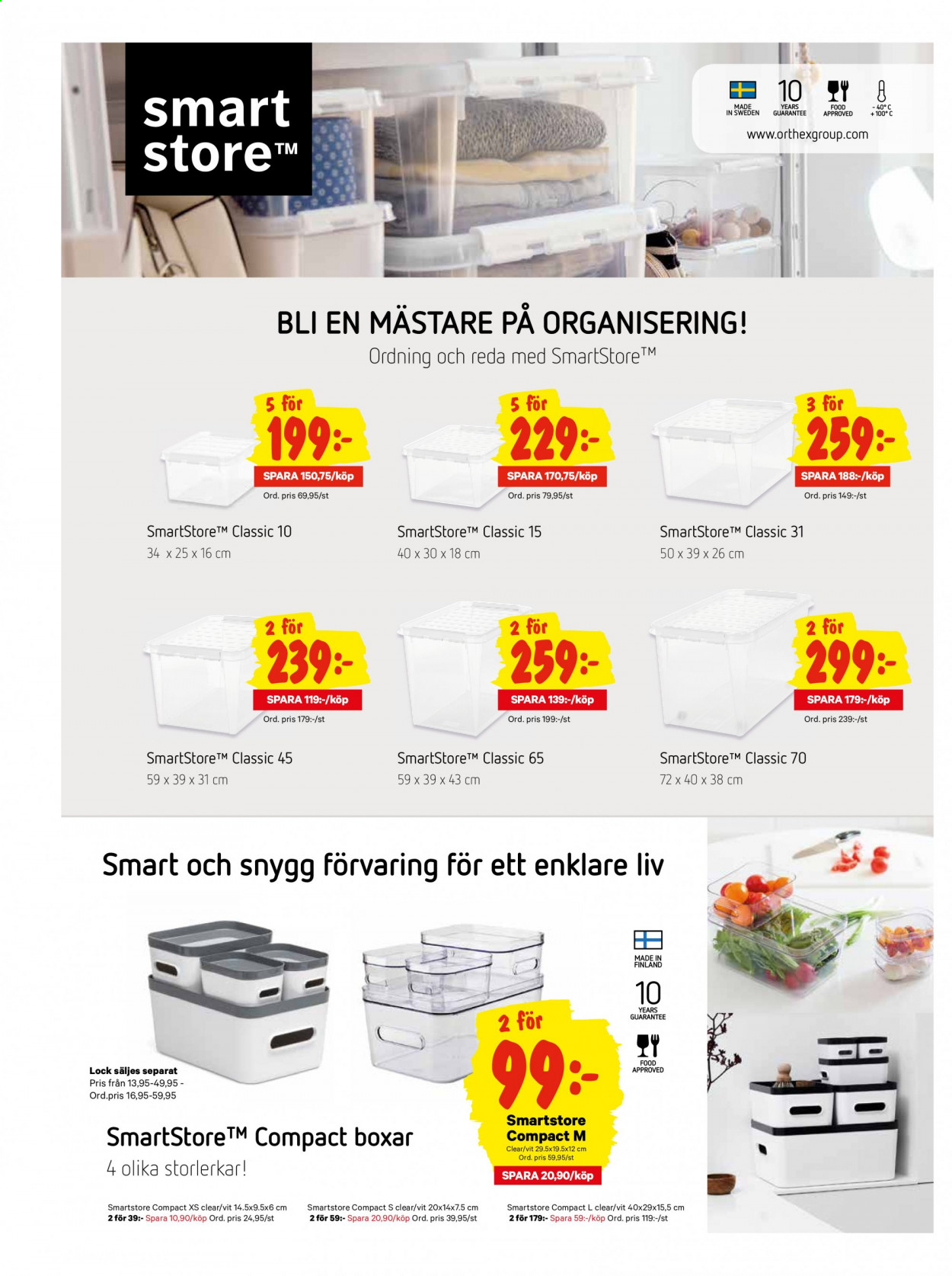 City Gross reklamblad - 7/9 2020 - 13/9 2020. Sida 18.