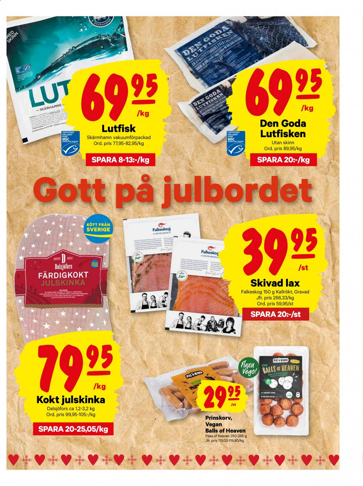 City Gross reklamblad - 7/12 2020 - 13/12 2020. Sida 9.