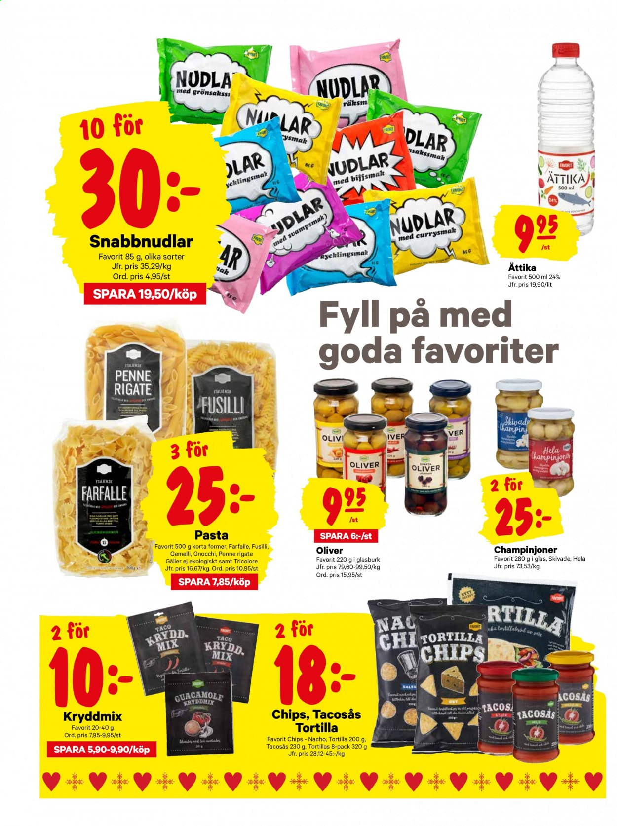 City Gross reklamblad - 7/12 2020 - 13/12 2020. Sida 12.