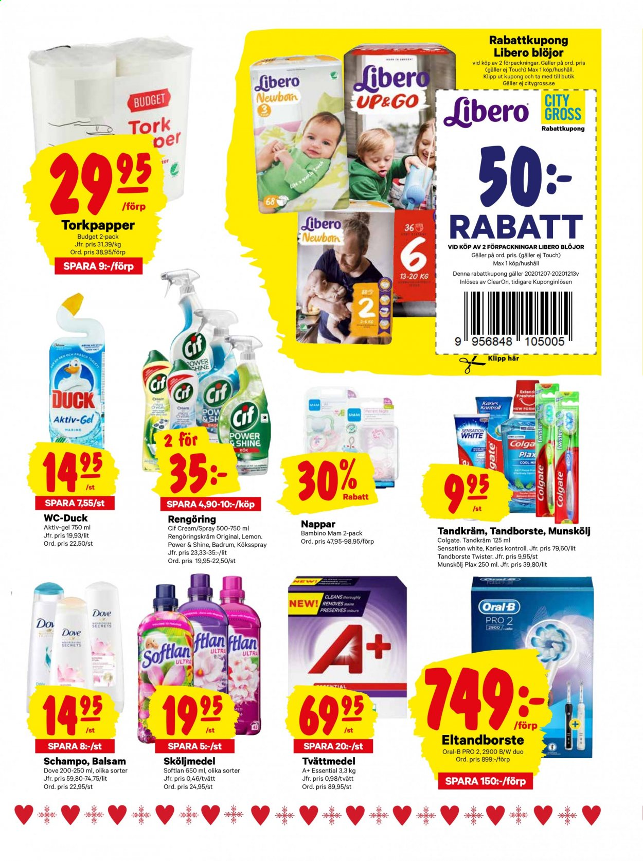 City Gross reklamblad - 7/12 2020 - 13/12 2020. Sida 15.