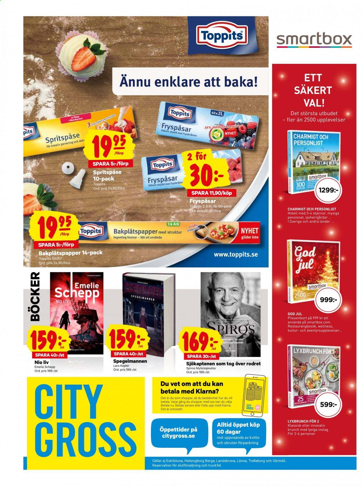City Gross reklamblad - 7/12 2020 - 13/12 2020. Sida 20.