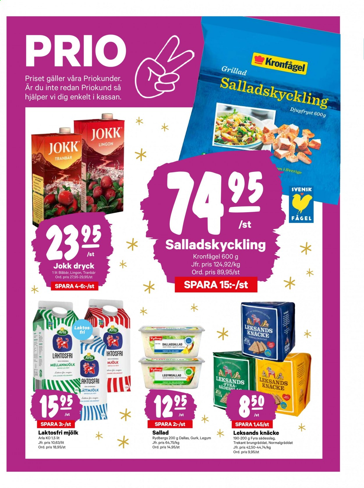 City Gross reklamblad - 29/12 2020 - 3/1 2021. Sida 3.