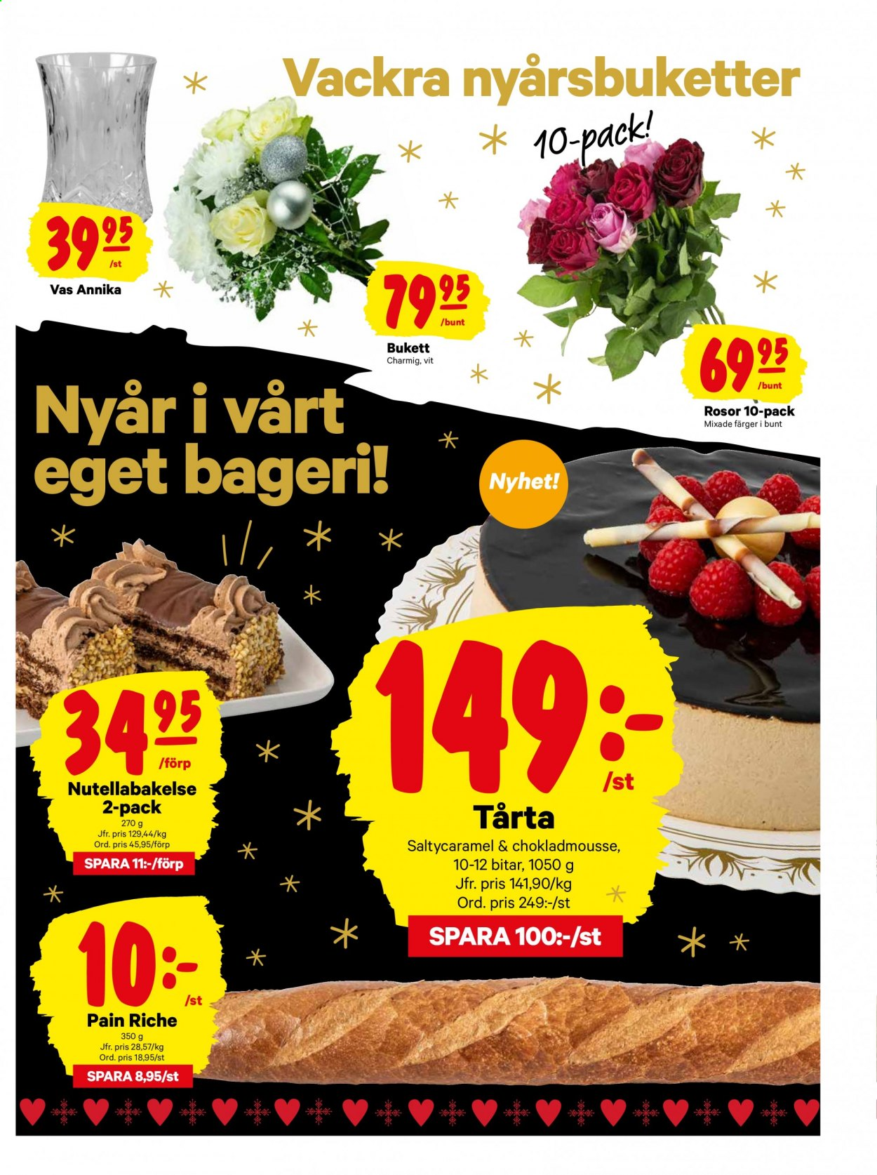 City Gross reklamblad - 29/12 2020 - 3/1 2021. Sida 9.