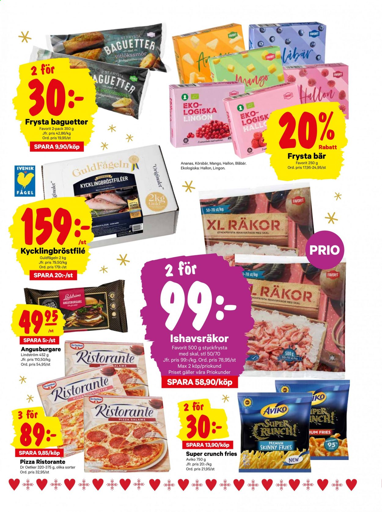 City Gross reklamblad - 29/12 2020 - 3/1 2021. Sida 13.
