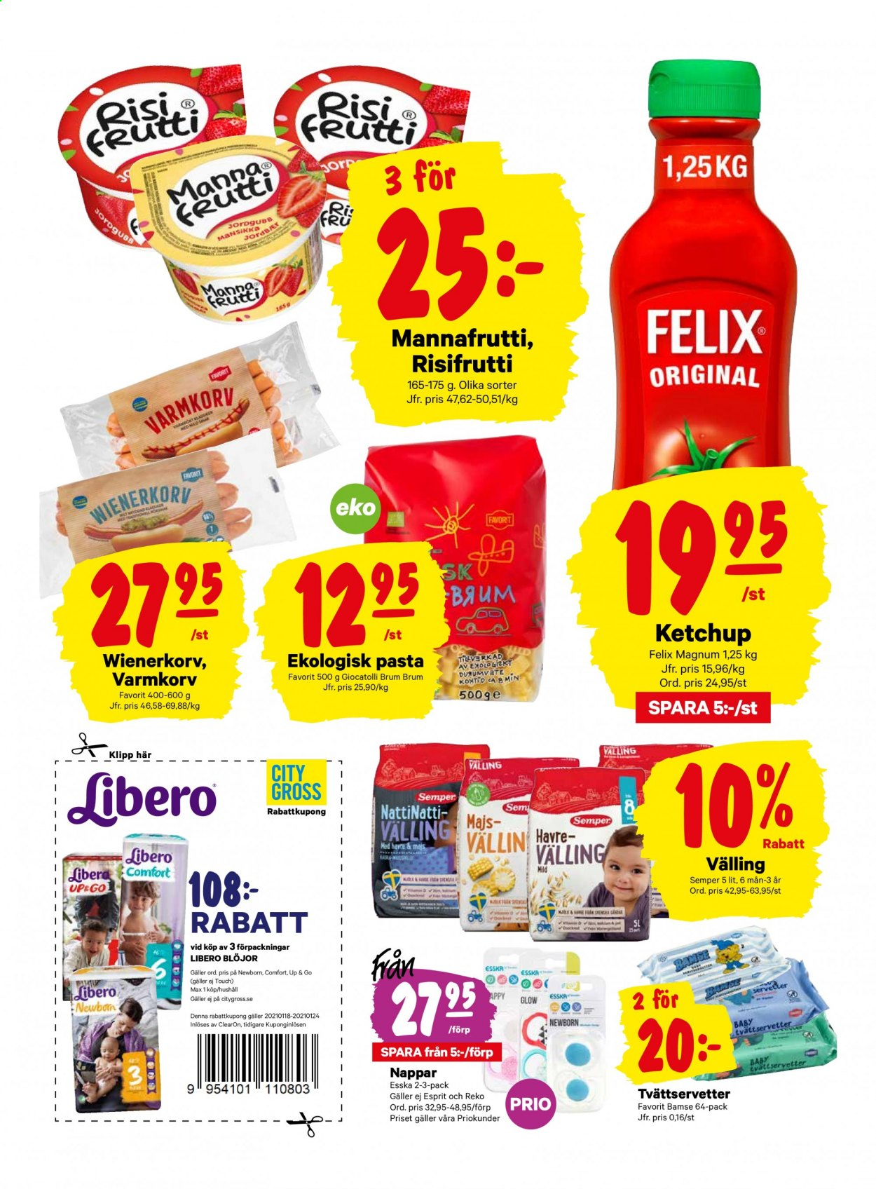City Gross reklamblad - 25/1 2021 - 31/1 2021. Sida 10.