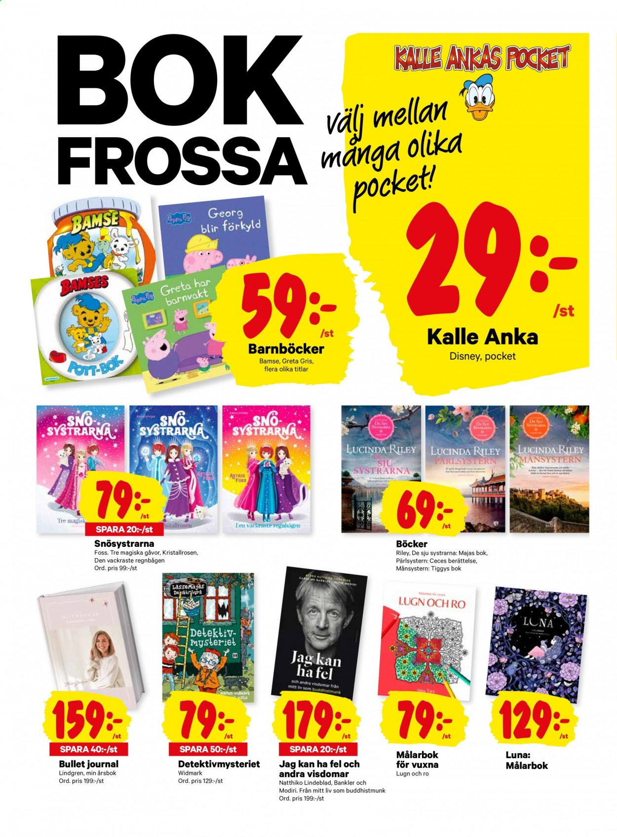 City Gross reklamblad - 25/1 2021 - 31/1 2021. Sida 19.