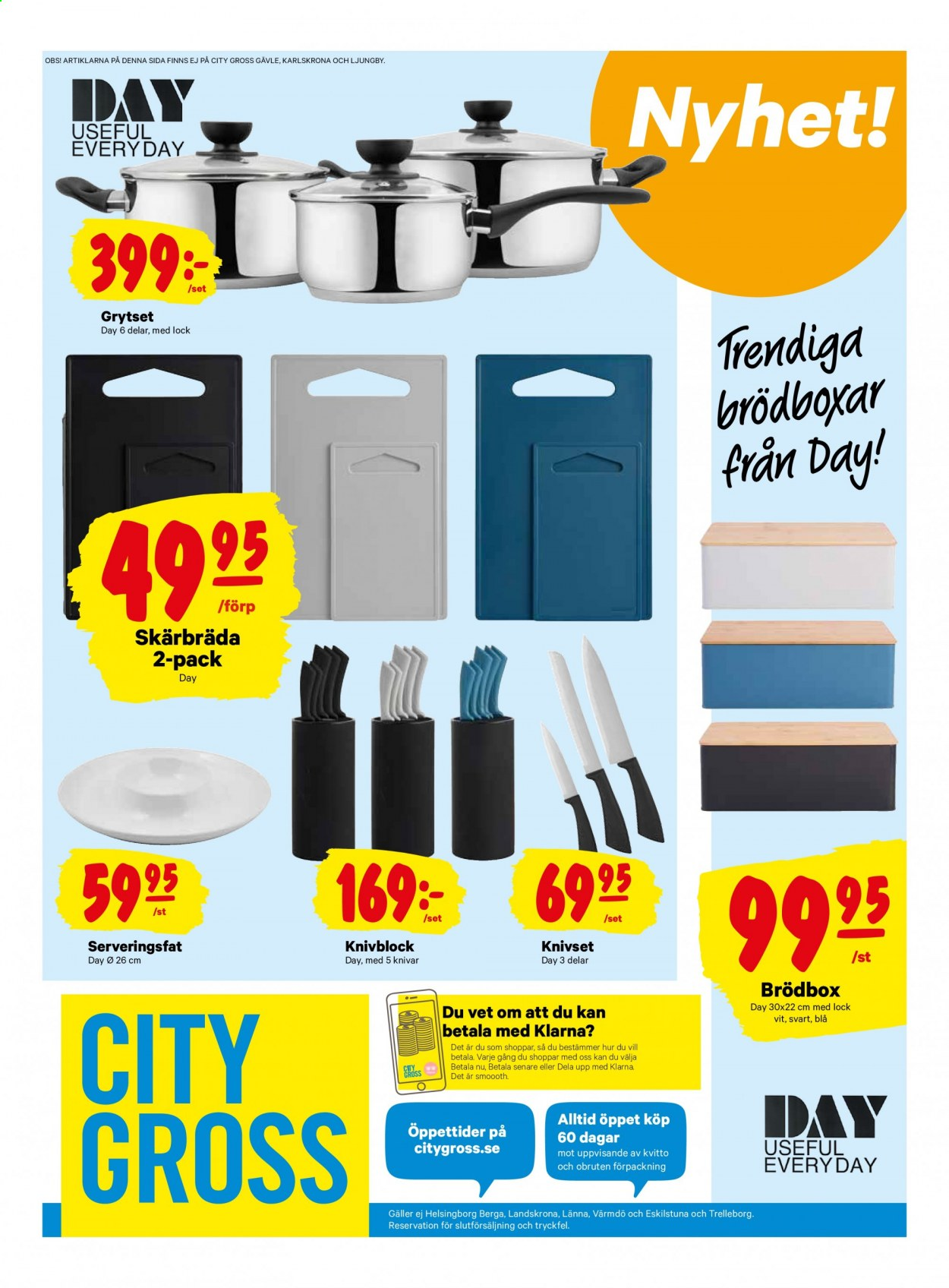 City Gross reklamblad - 25/1 2021 - 31/1 2021. Sida 20.