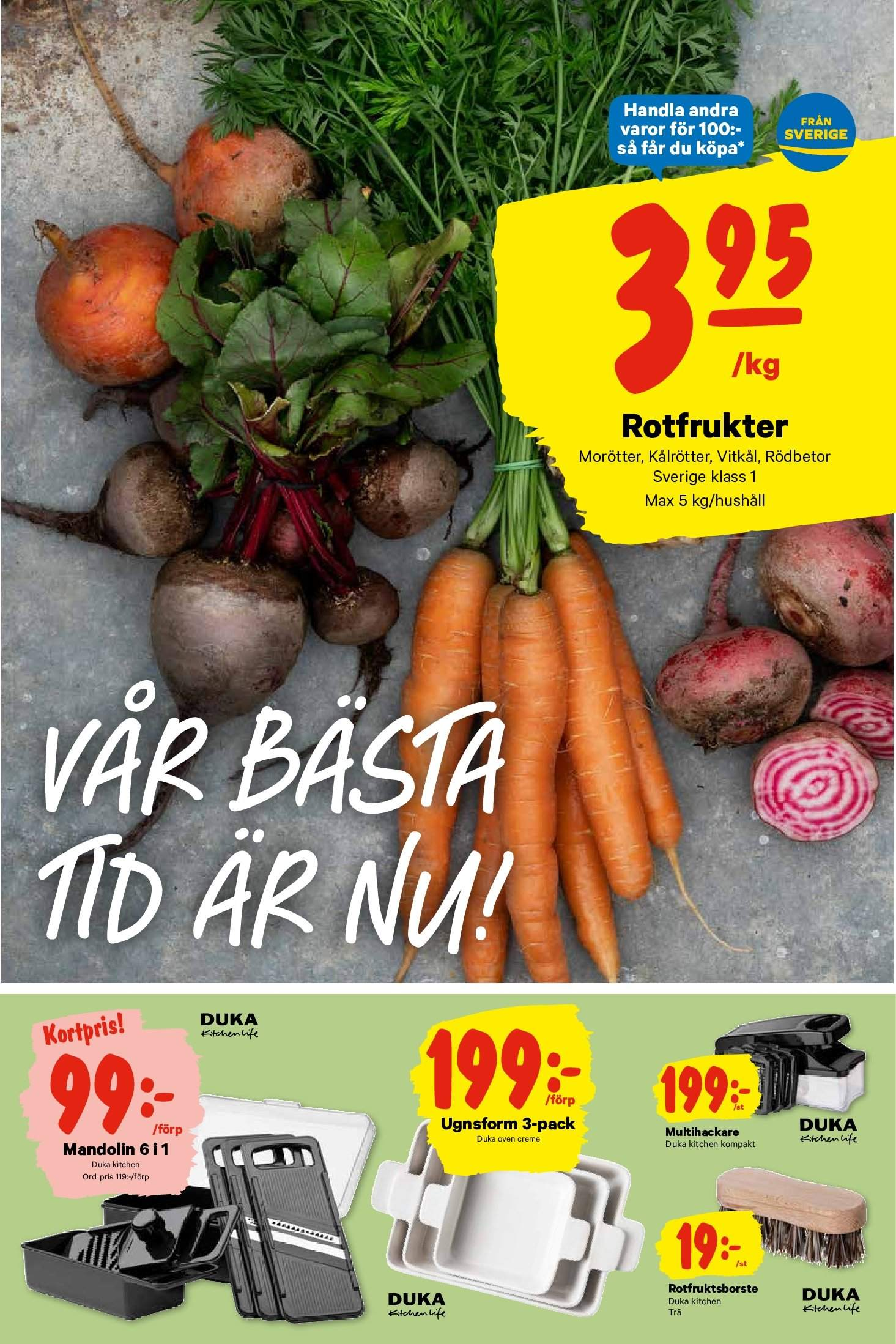 City Gross reklamblad - 8/10 2018 - 14/10 2018. Sida 5.
