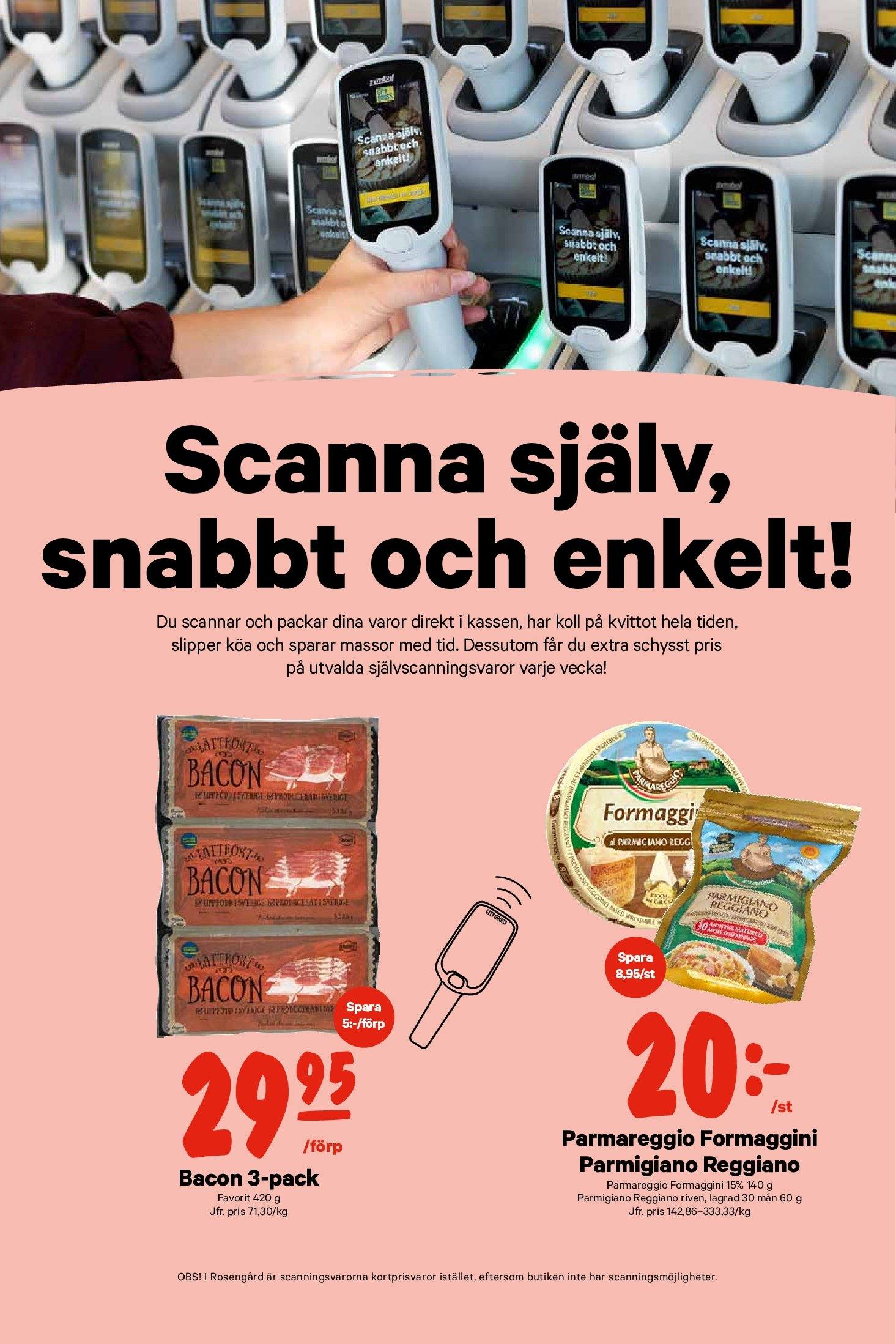 City Gross reklamblad - 15/10 2018 - 21/10 2018. Sida 10.