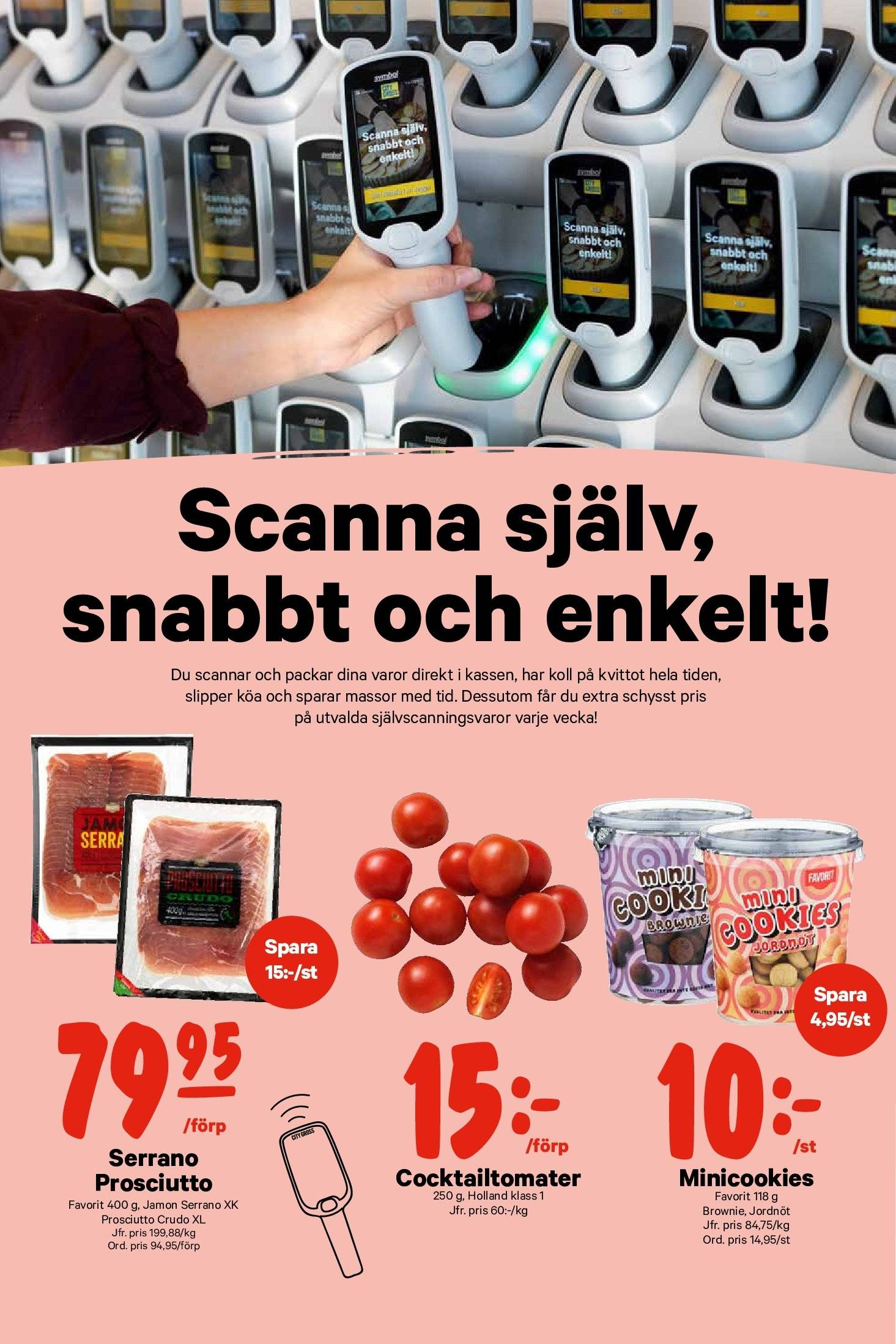 City Gross reklamblad - 22/10 2018 - 28/10 2018. Sida 10.