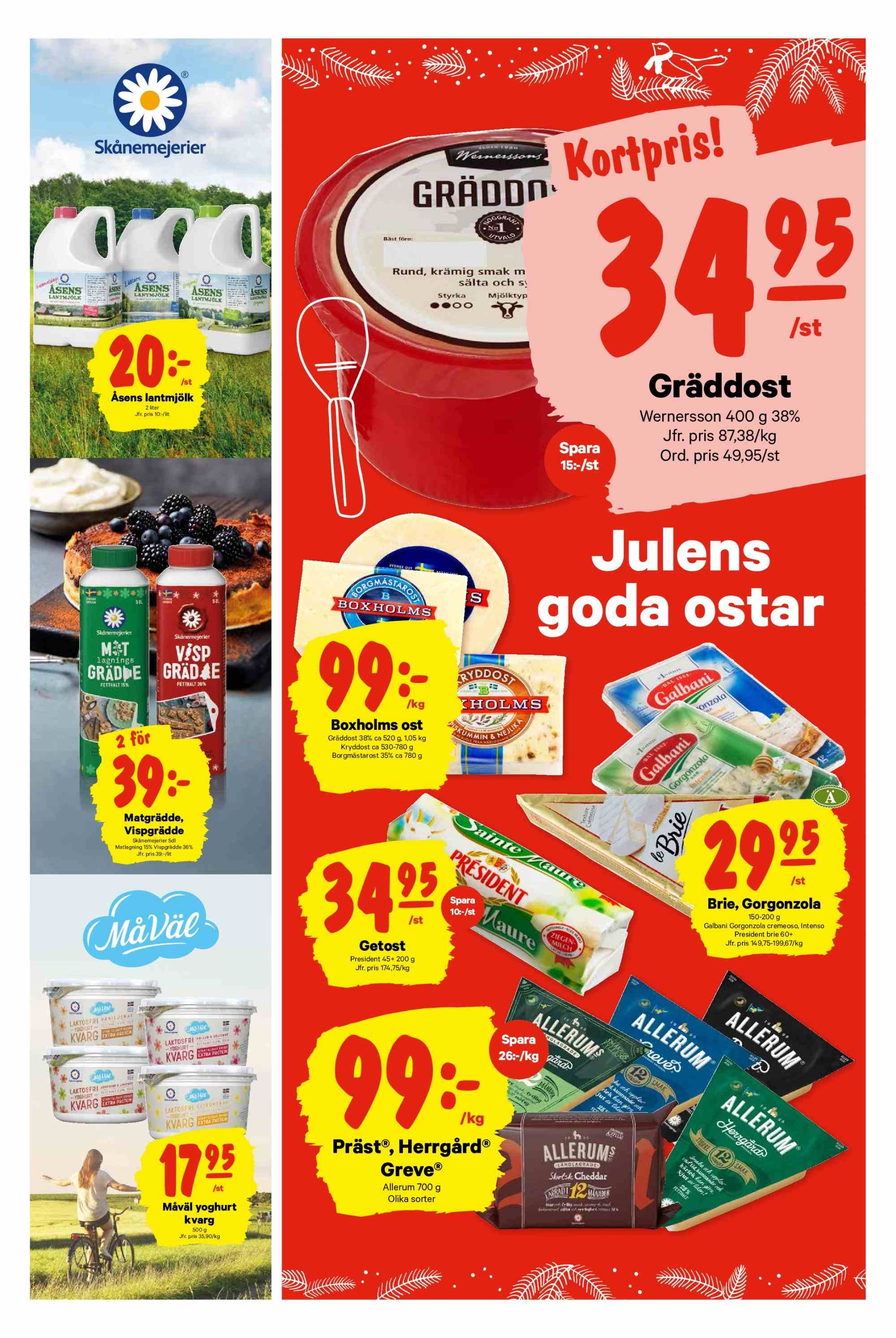 City Gross reklamblad - 10/12 2018 - 16/12 2018. Sida 4.