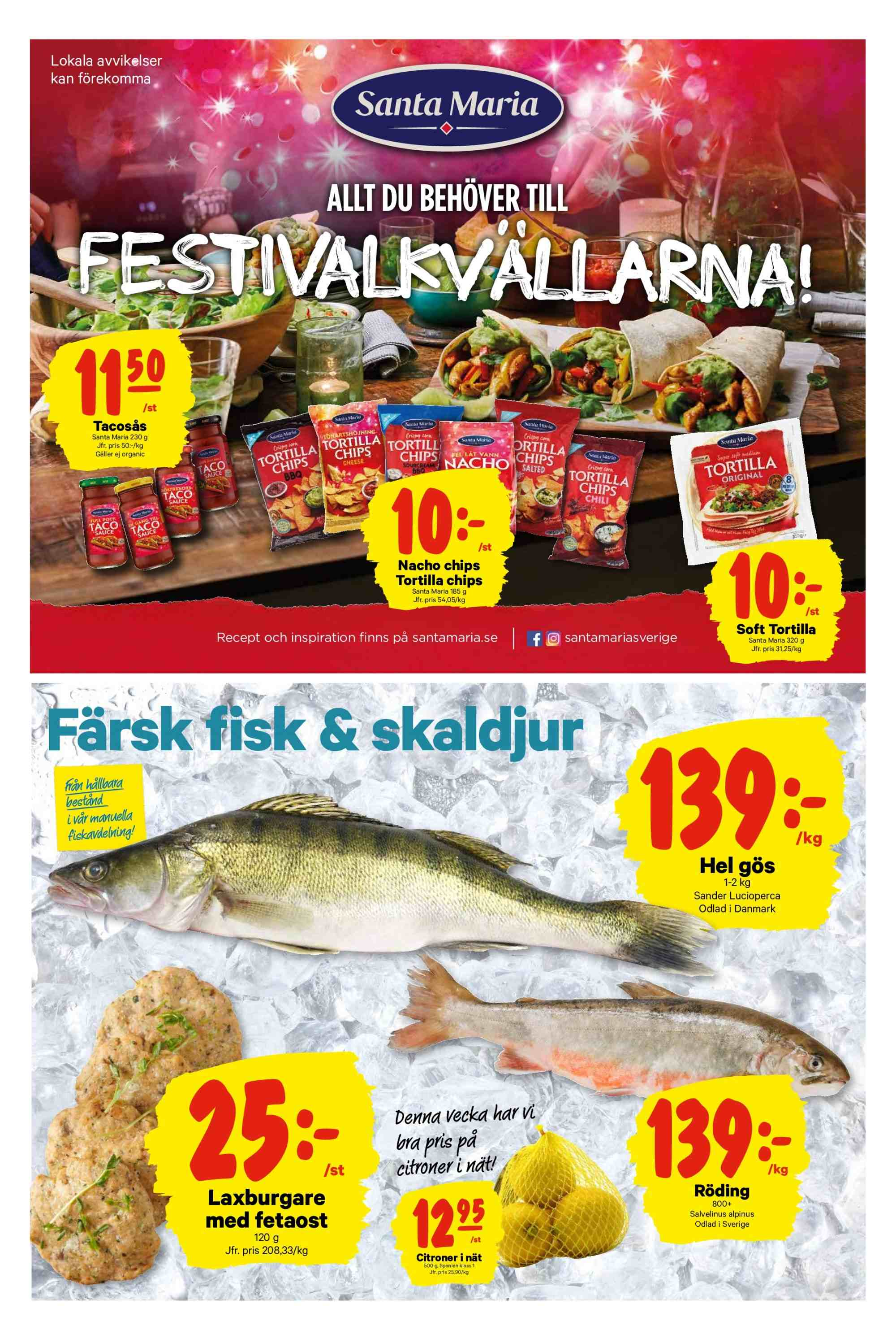 City Gross reklamblad - 25/2 2019 - 3/3 2019. Sida 10.