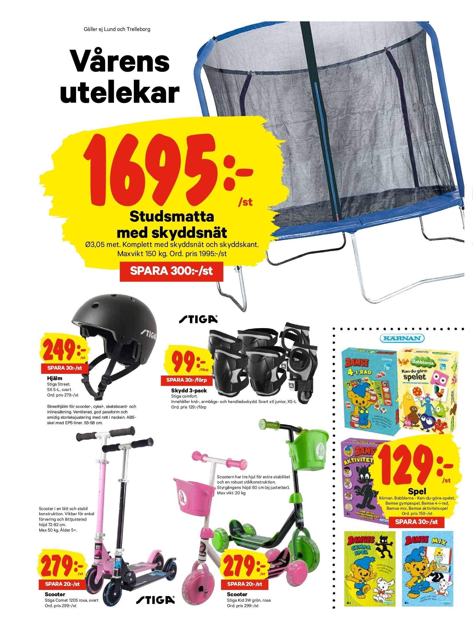 City Gross reklamblad - 11/3 2019 - 17/3 2019. Sida 14.