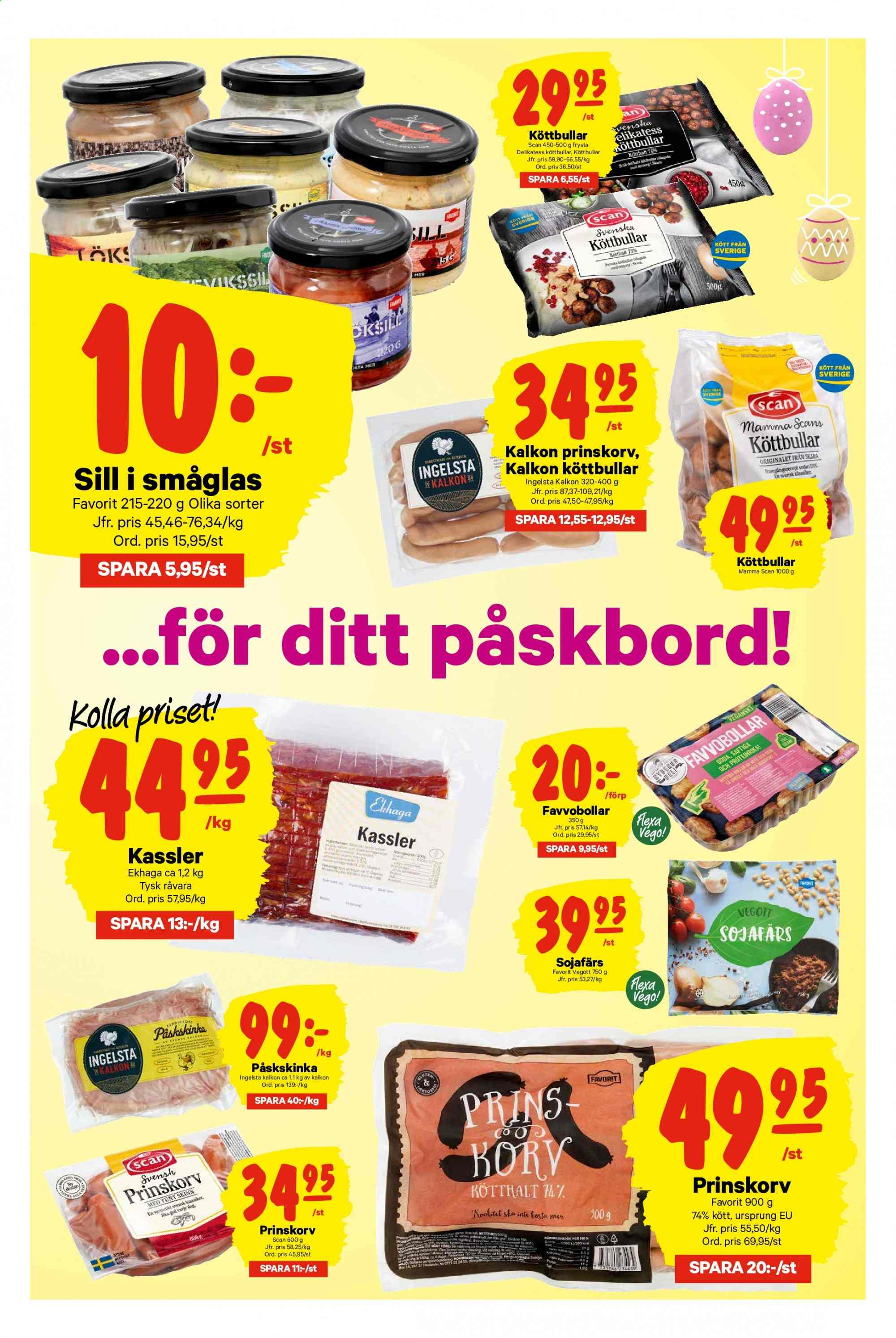 City Gross reklamblad - 15/4 2019 - 22/4 2019. Sida 3.