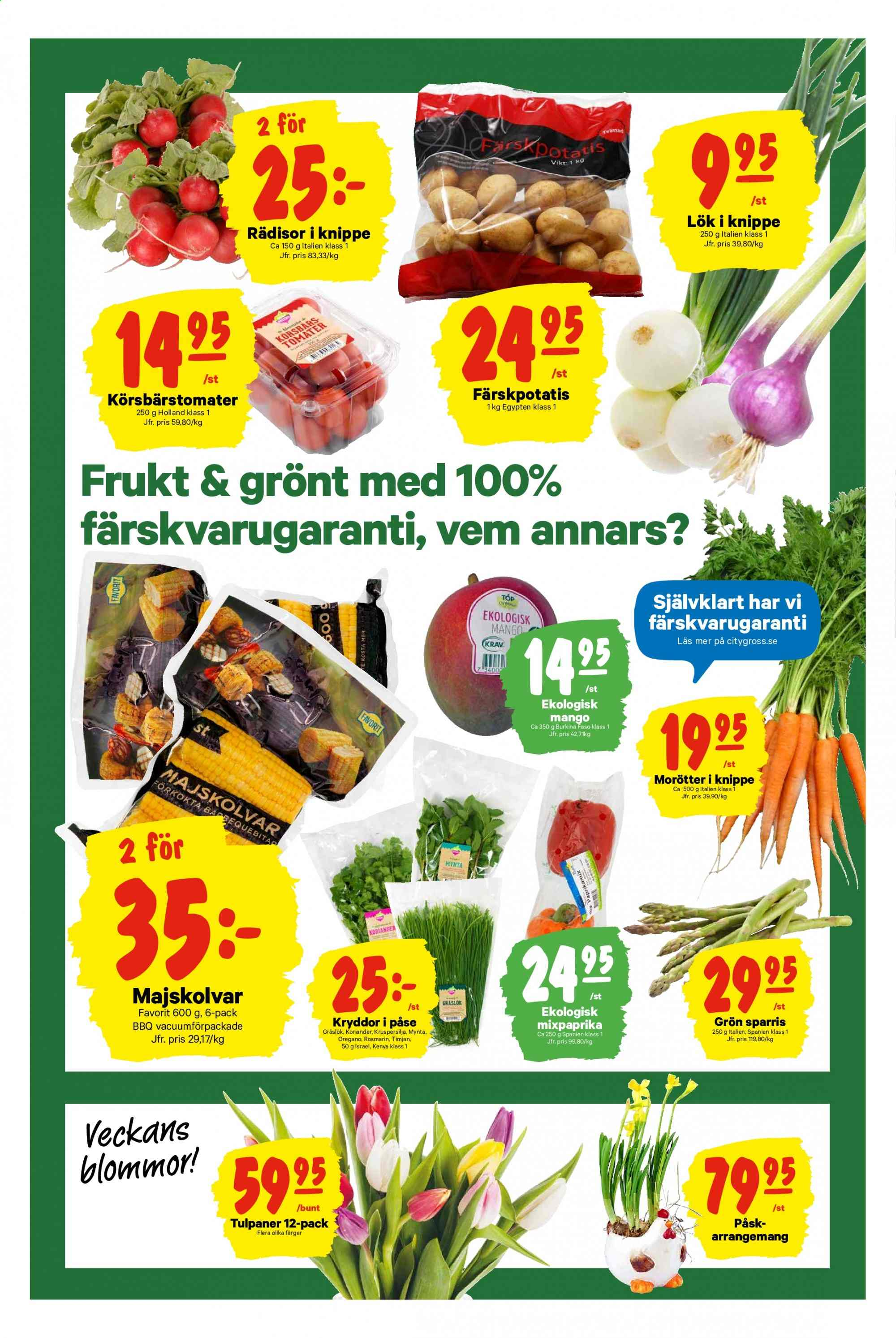 City Gross reklamblad - 15/4 2019 - 22/4 2019. Sida 5.