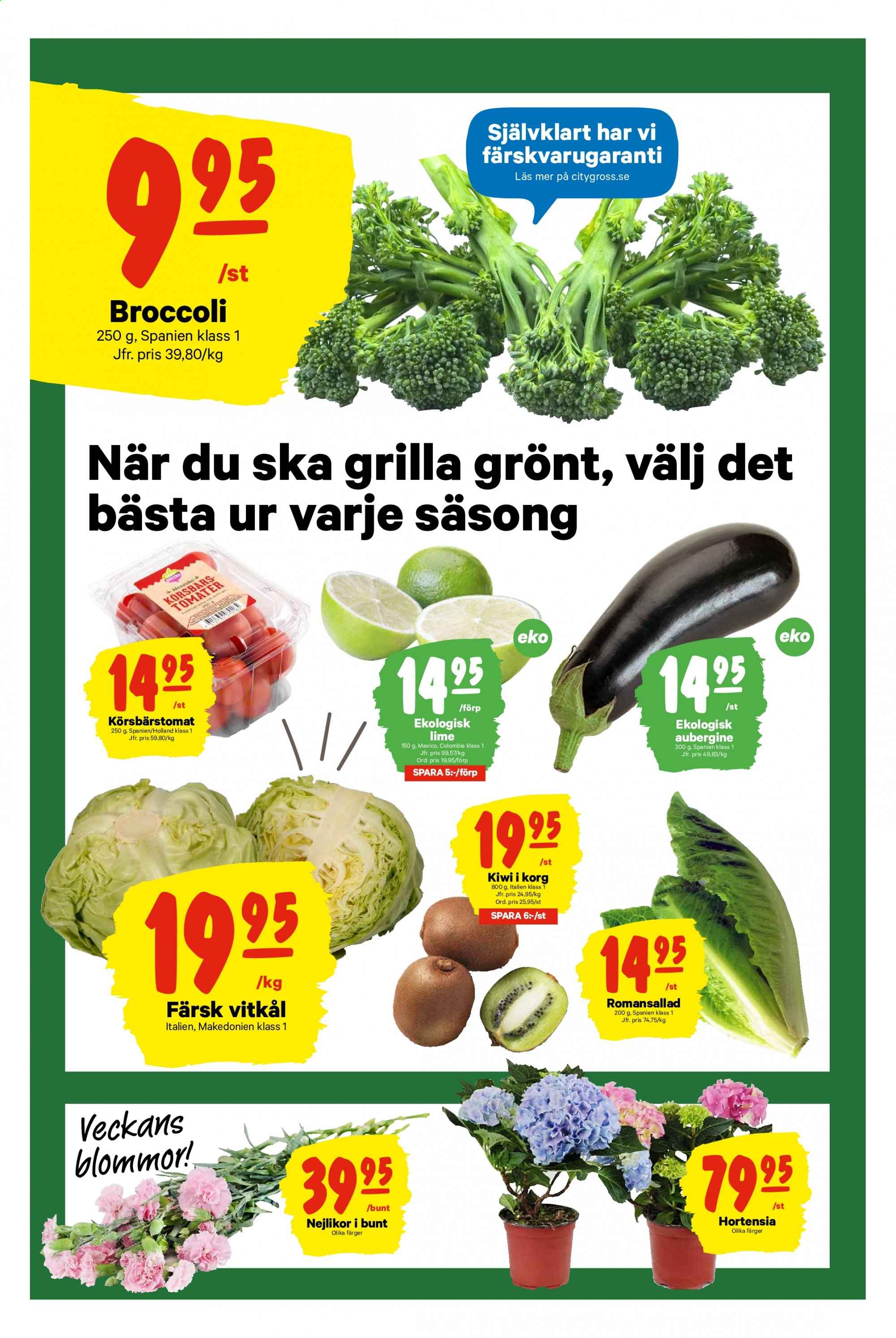 City Gross reklamblad - 29/4 2019 - 5/5 2019. Sida 4.