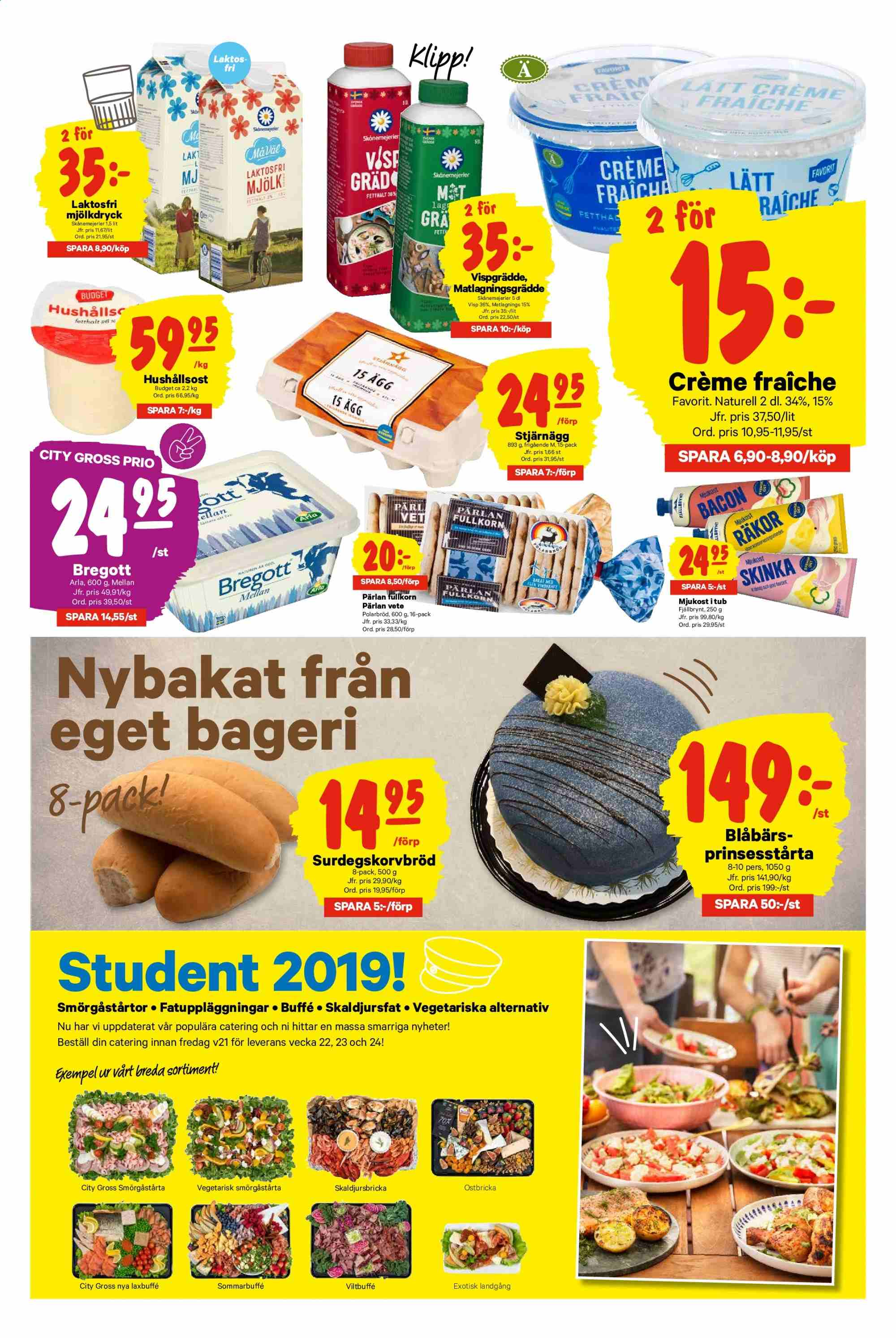 City Gross reklamblad - 29/4 2019 - 5/5 2019. Sida 5.