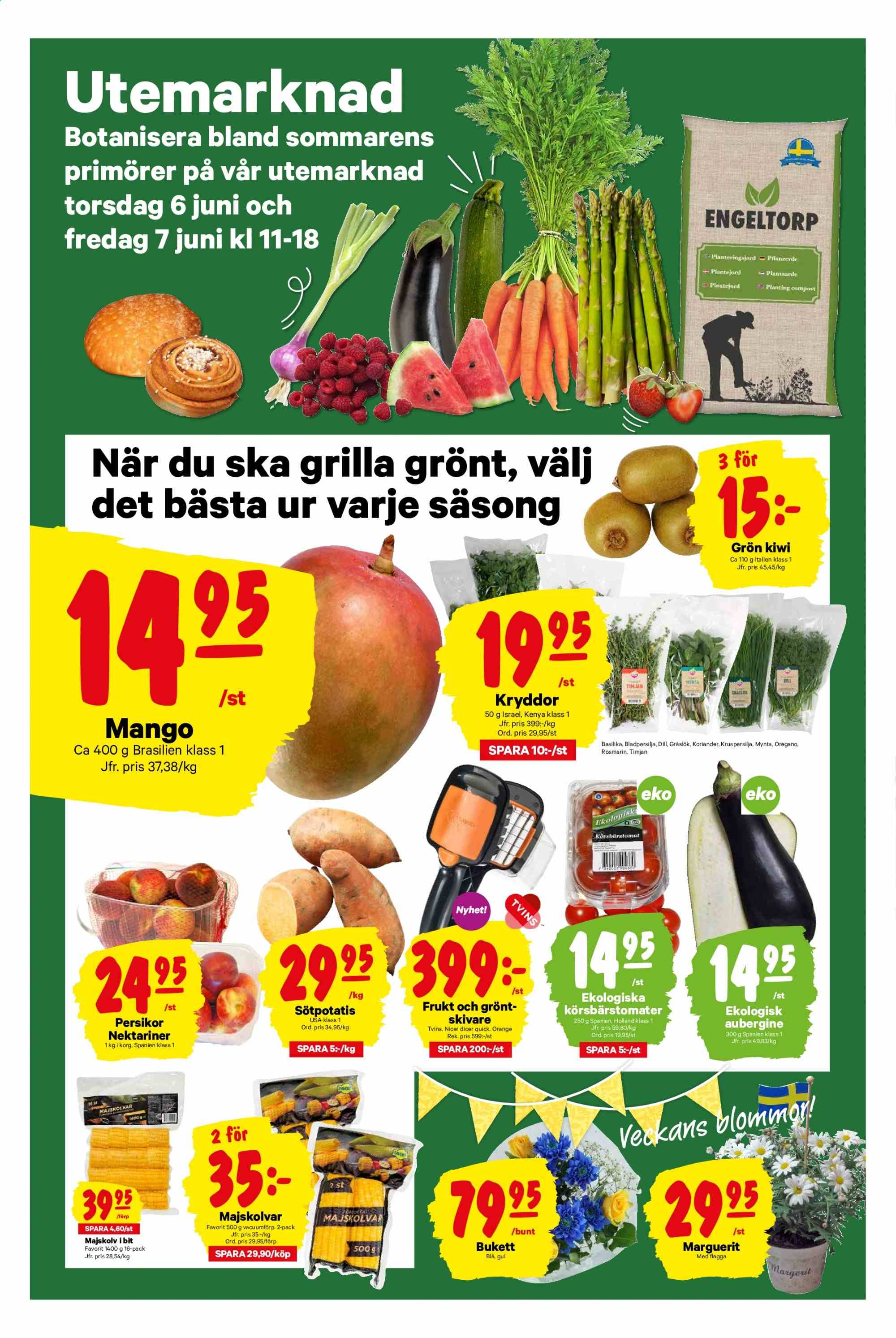 City Gross reklamblad - 3/6 2019 - 9/6 2019. Sida 4.