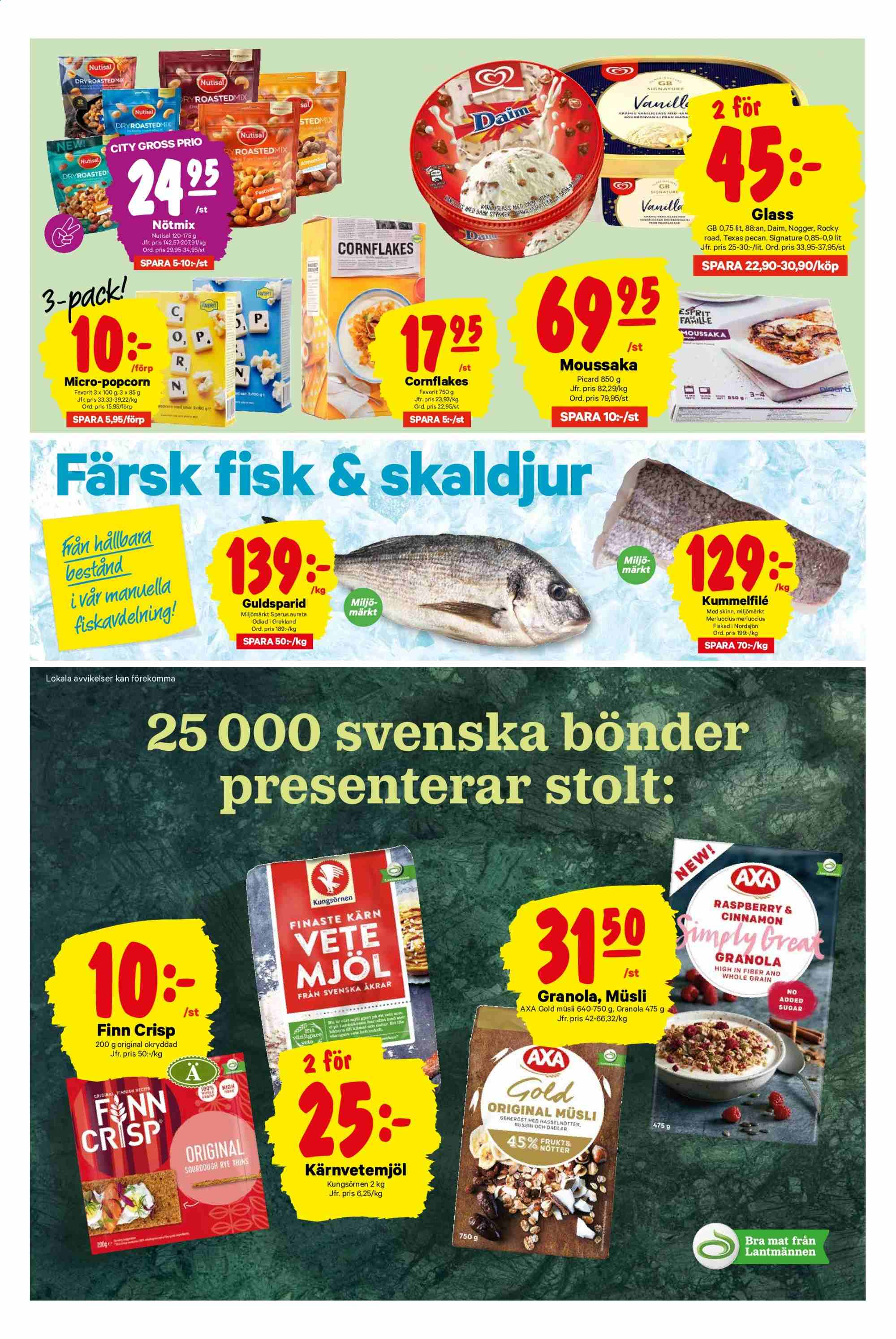 City Gross reklamblad - 24/6 2019 - 30/6 2019. Sida 9.