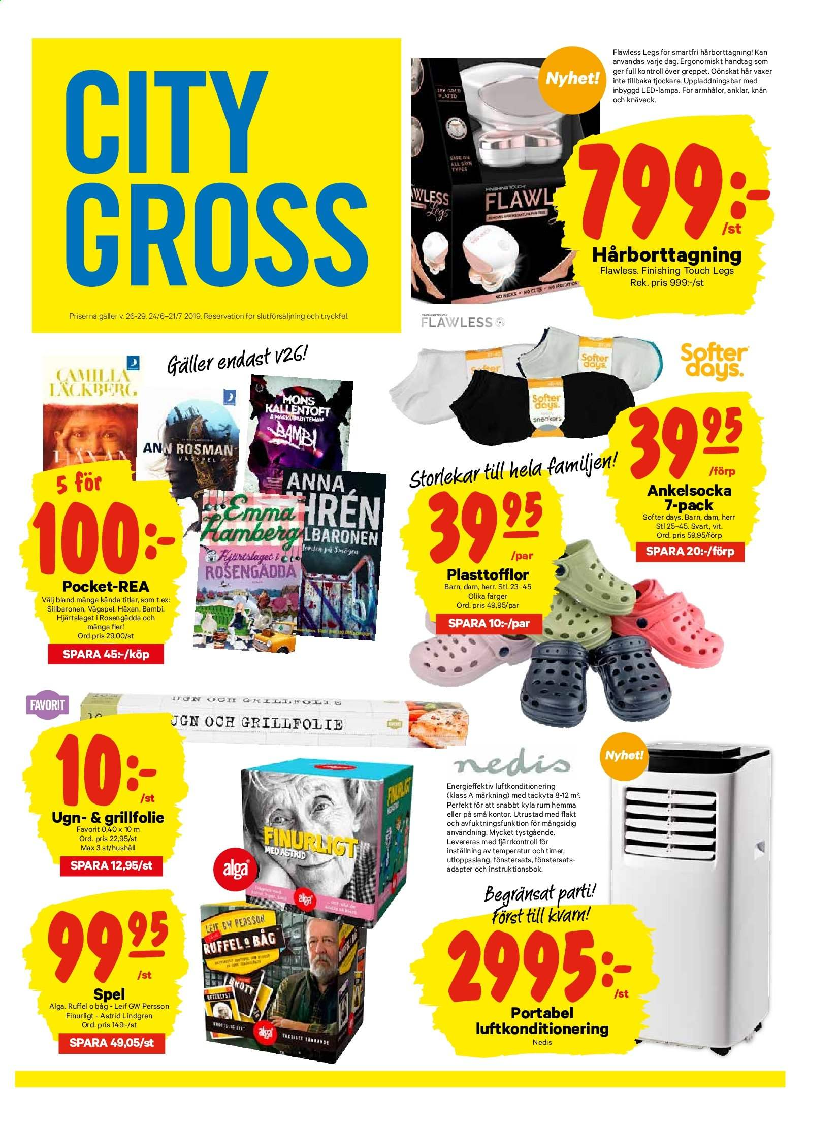 City Gross reklamblad - 24/6 2019 - 30/6 2019. Sida 13.