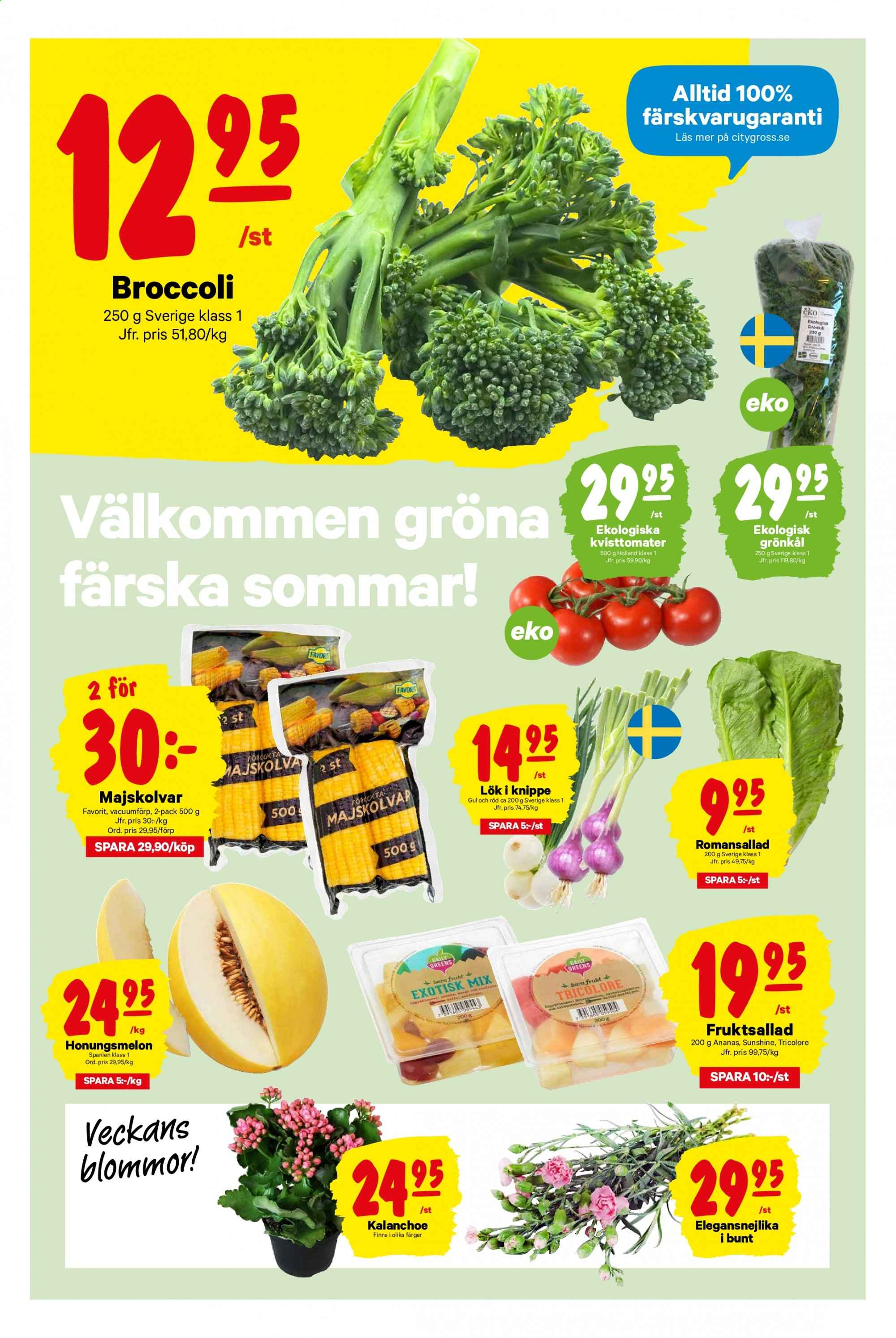 City Gross reklamblad - 8/7 2019 - 14/7 2019. Sida 4.