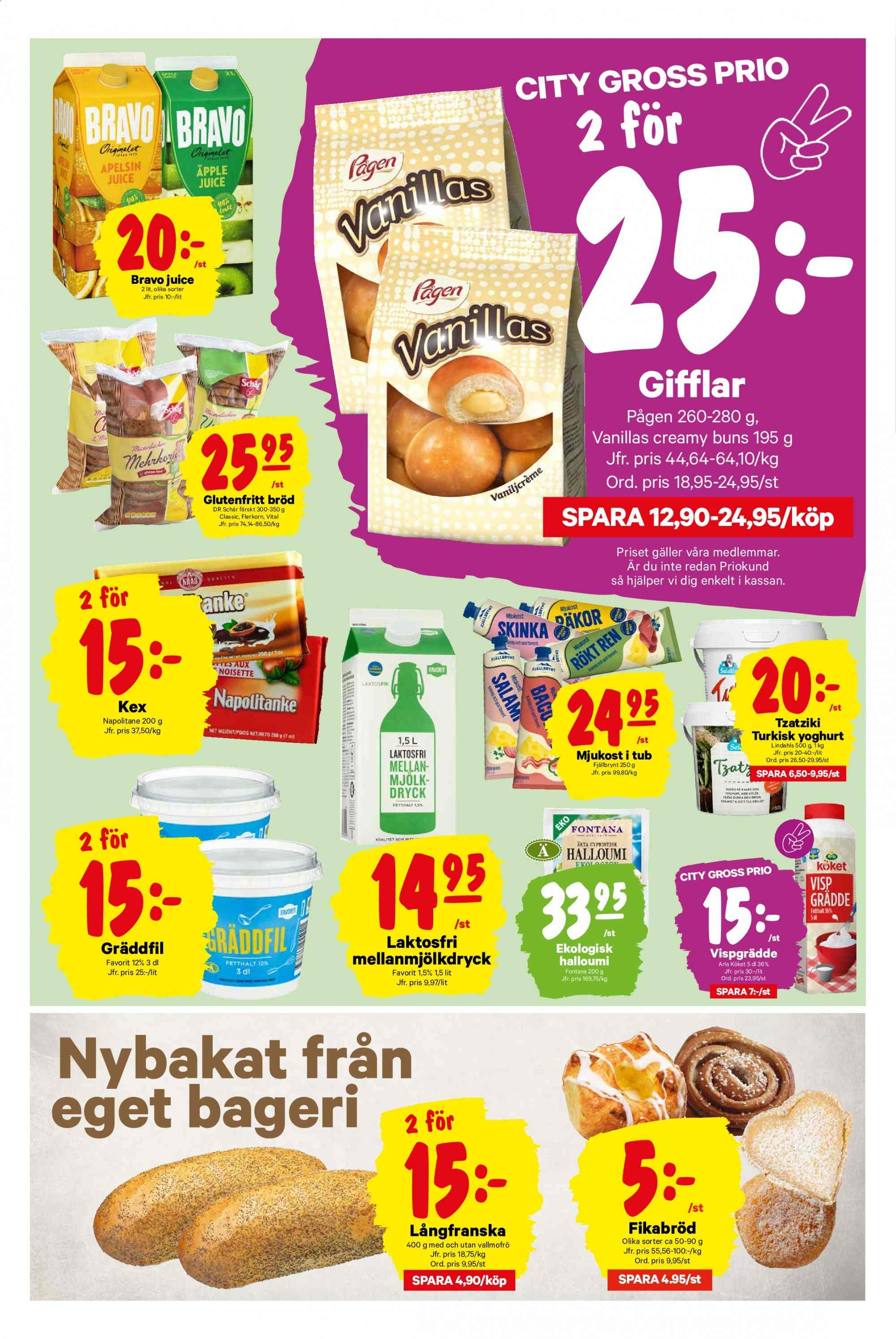 City Gross reklamblad - 8/7 2019 - 14/7 2019. Sida 5.