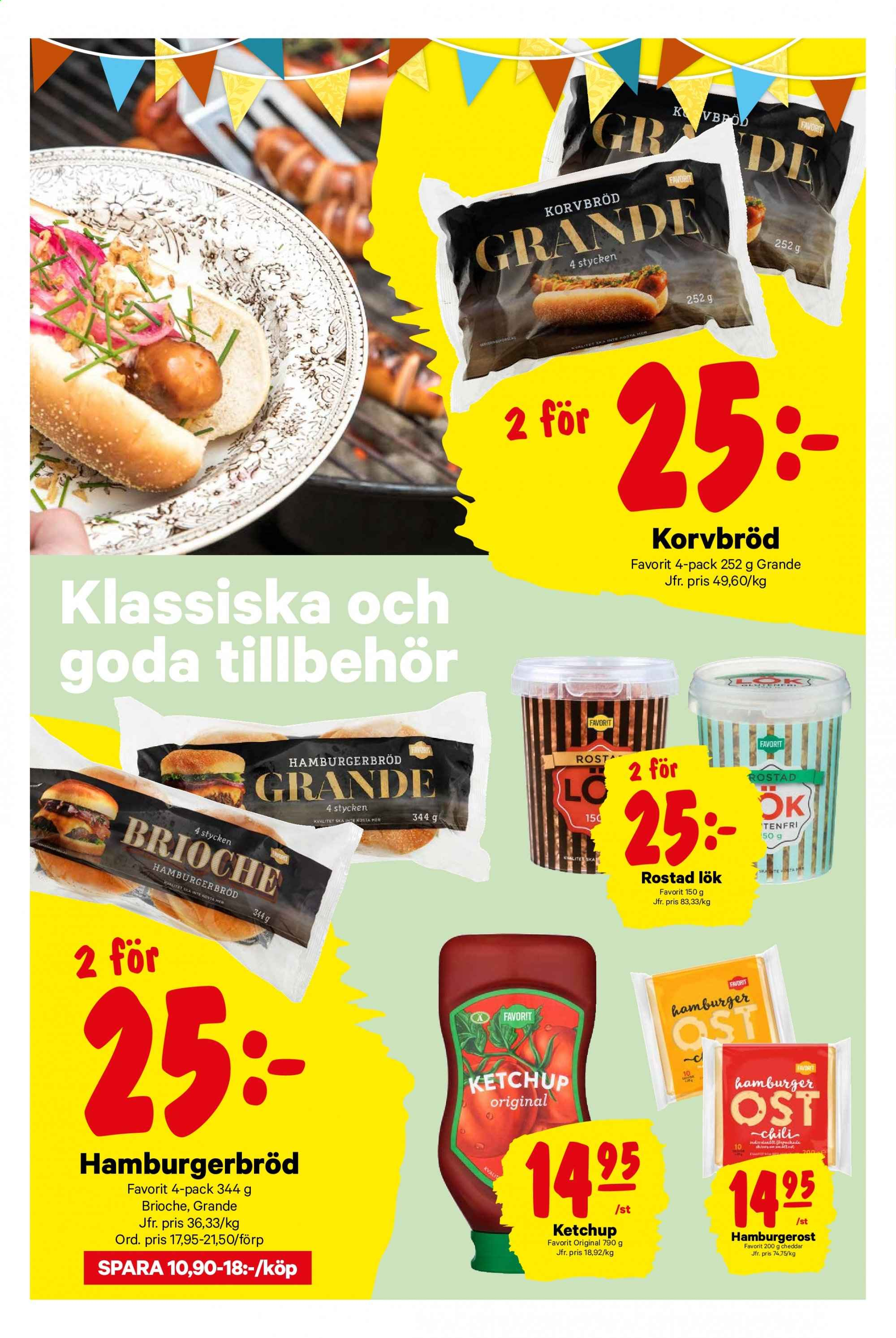 City Gross reklamblad - 8/7 2019 - 14/7 2019. Sida 6.