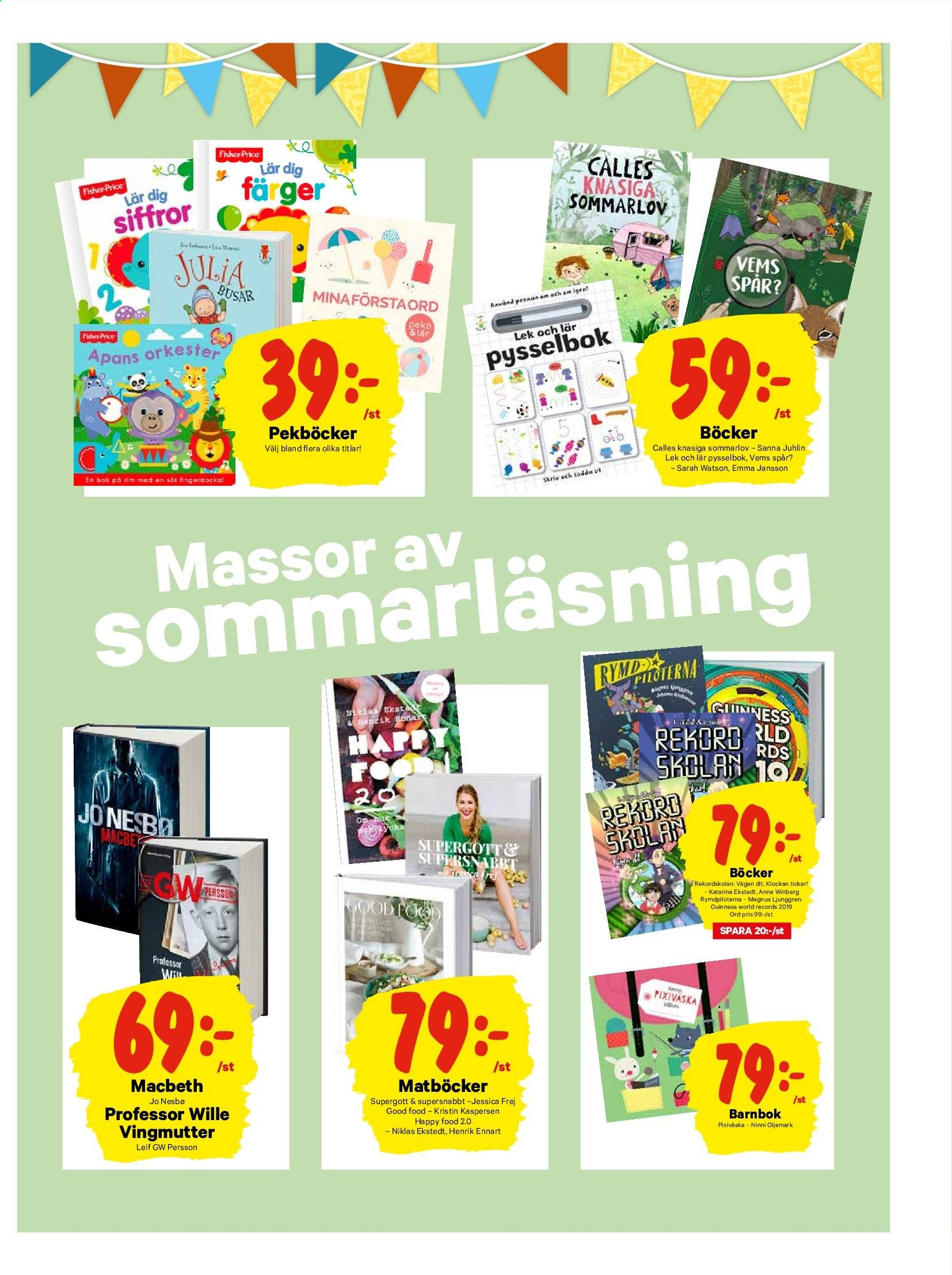 City Gross reklamblad - 8/7 2019 - 14/7 2019. Sida 15.