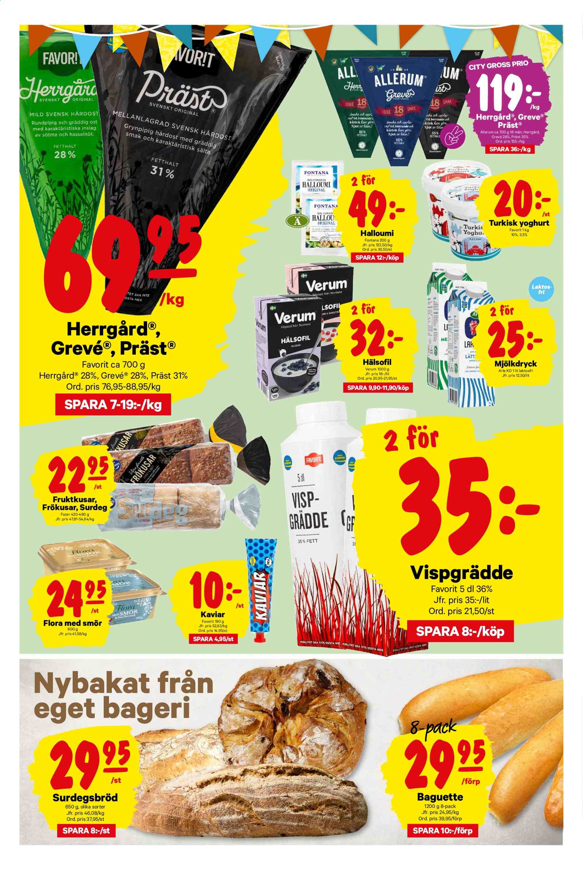 City Gross reklamblad - 15/7 2019 - 21/7 2019. Sida 5.